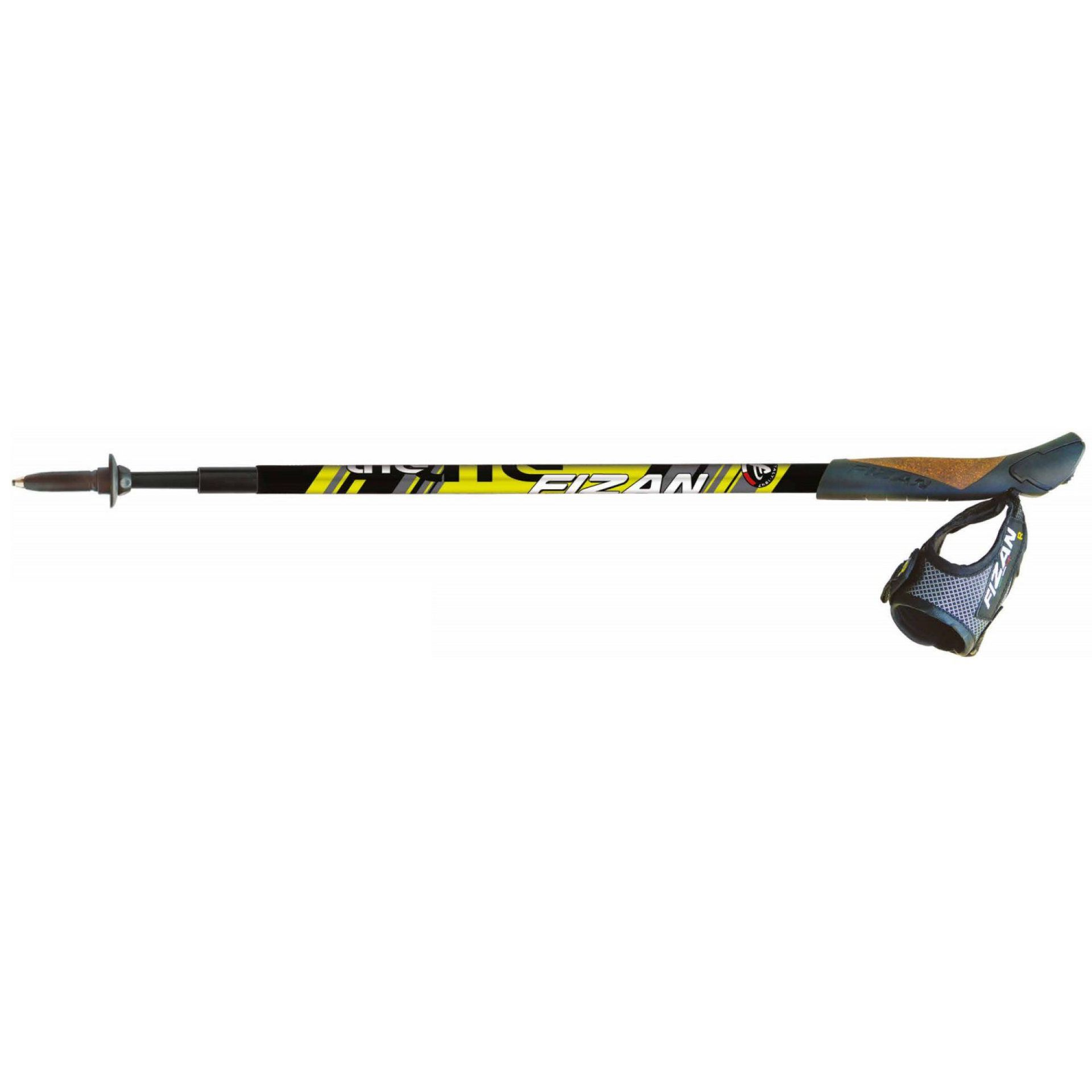 KIJE NORDIC WALKING FIZAN NW LITE YELLOW