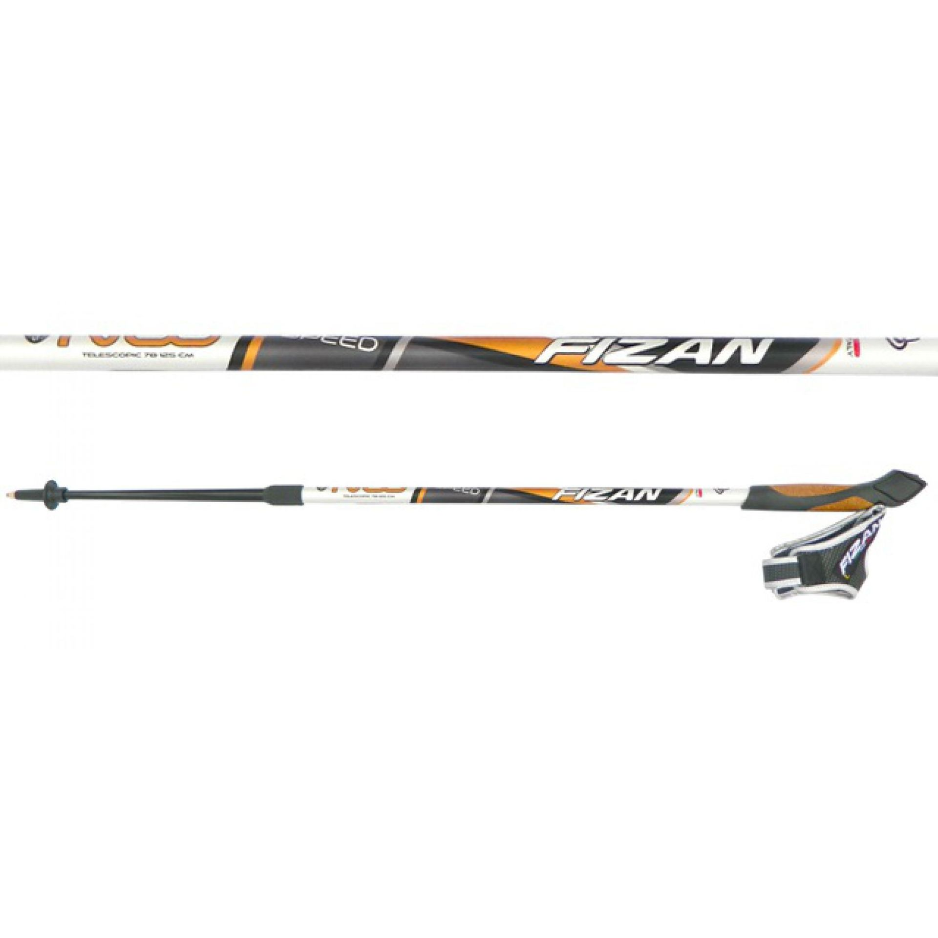 Kije Nordic Walking Fizan Speed White