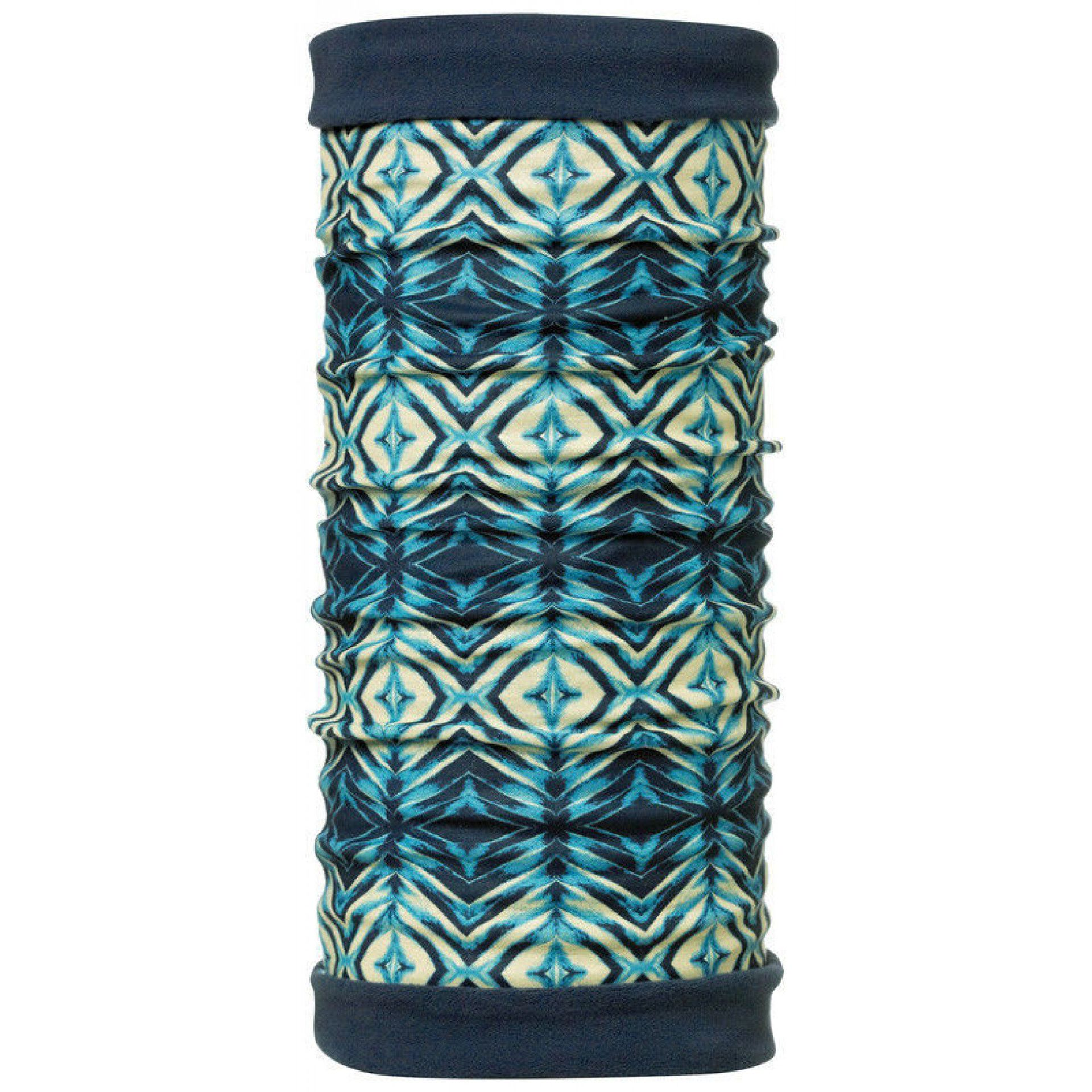 KOMIN BUFF REVERSIBLE POLAR BLUE POISON