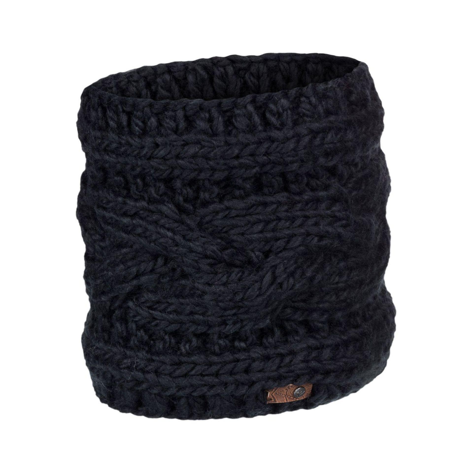 KOMIN ROXY WINTER COLLAR TRUE BLACK