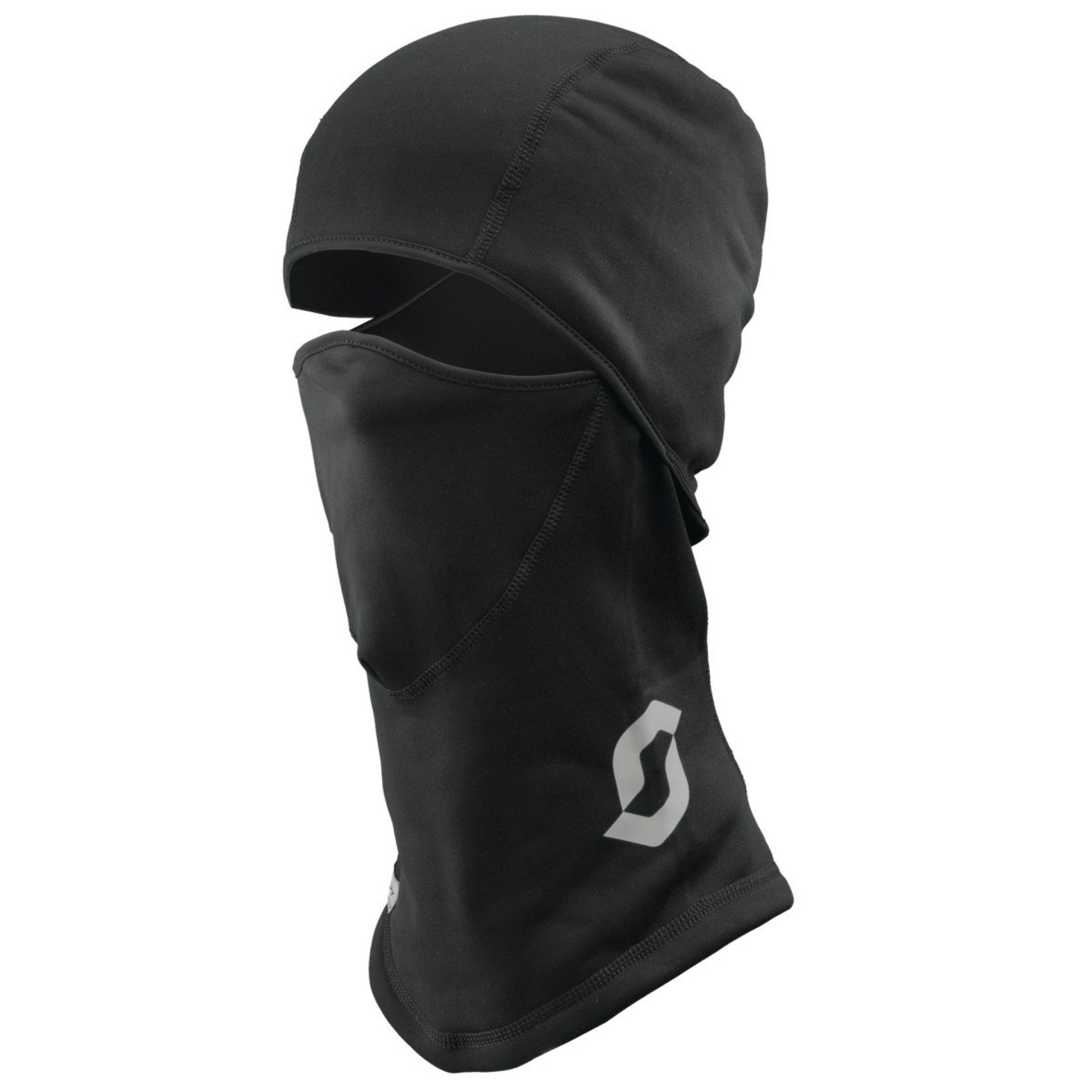 KOMINIARKA SCOTT TECHNICAL HINGED BALACLAVA BLACK