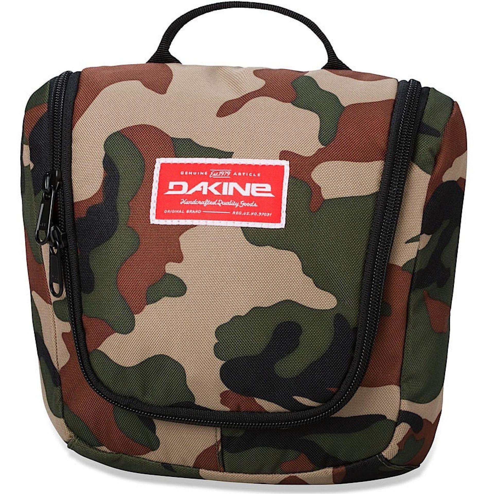 Kosmetyczka Dakine Travel Kit camo