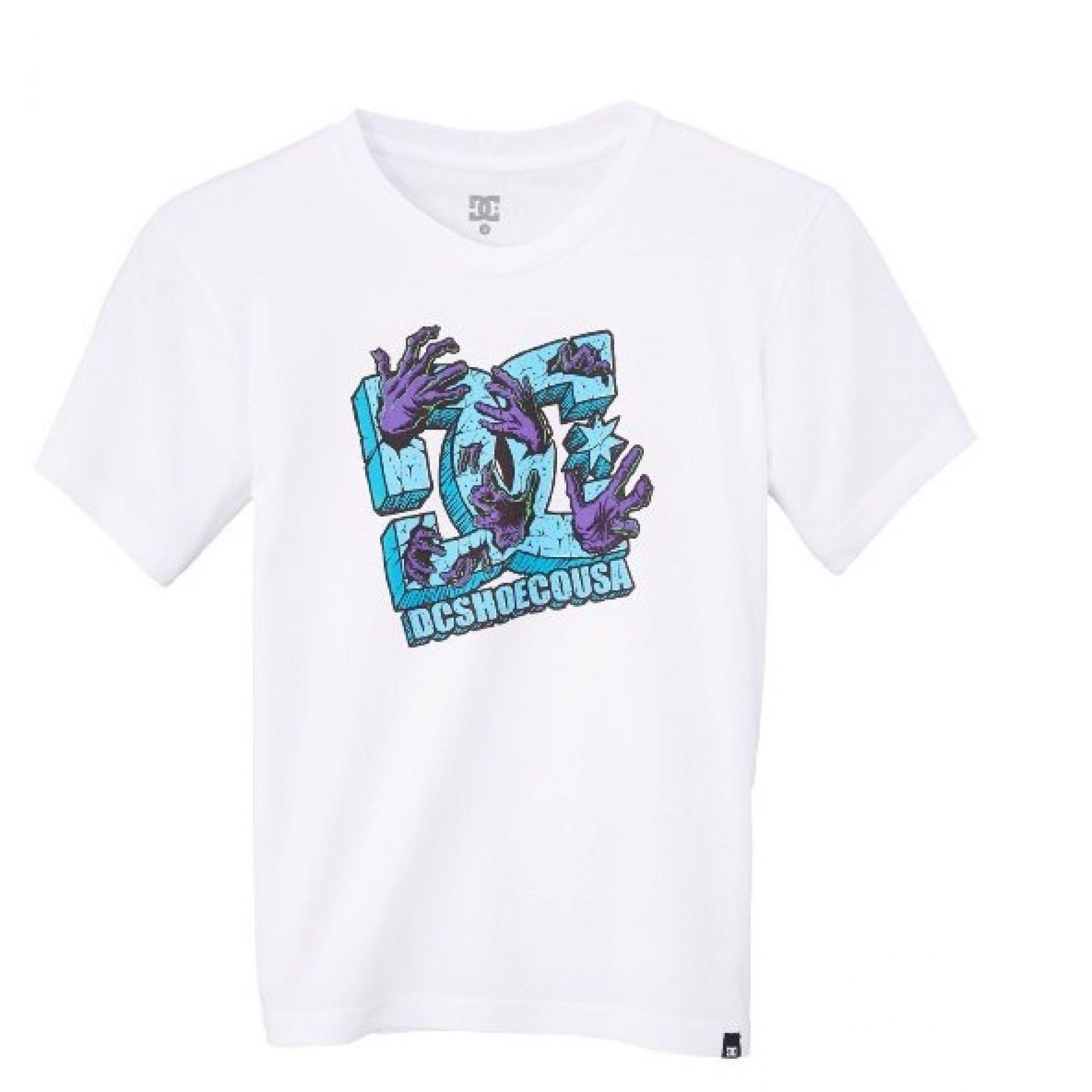 Koszulka DC Braking SS BY biały