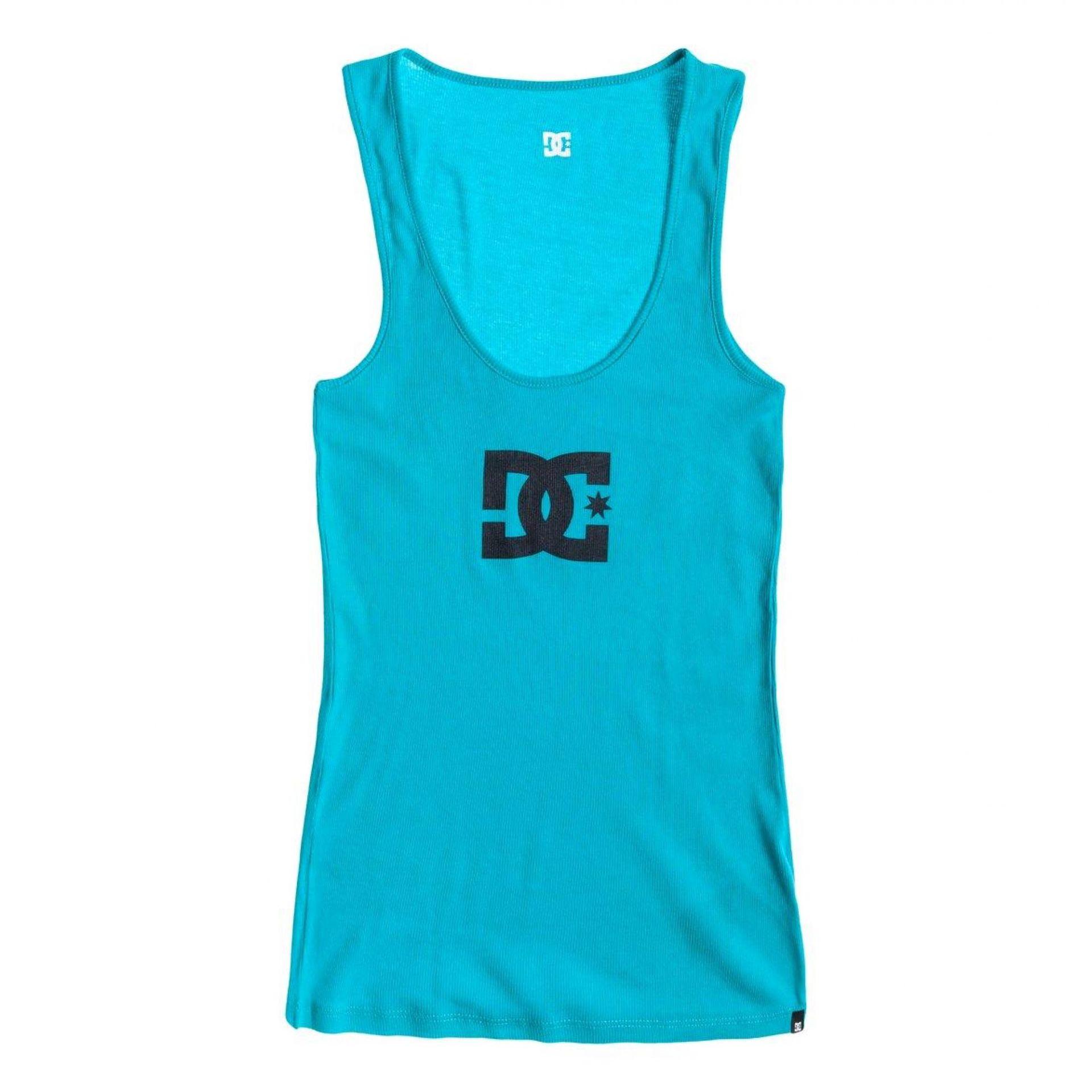 Koszulka DC T Star Tank niebieski