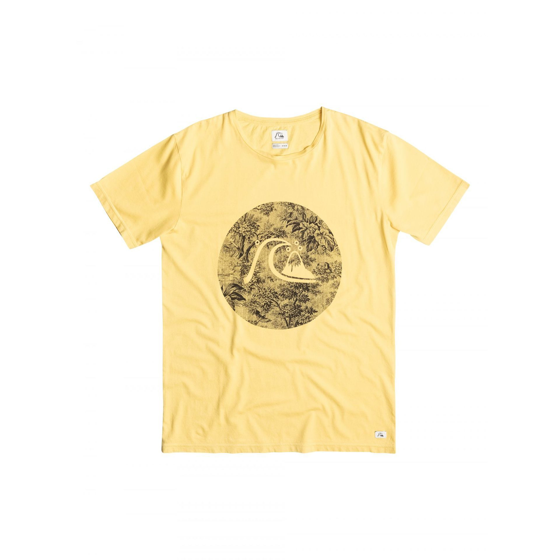 KOSZULKA QUIKSILVER #GARMENT DYED SUNSET TUNELS YZF0