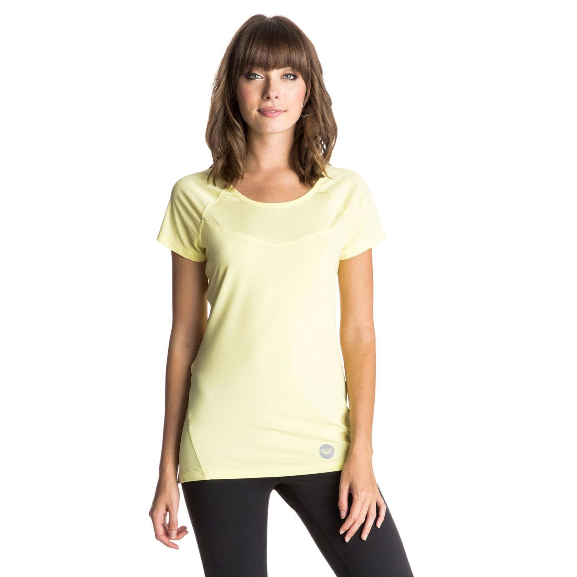 KOSZULKA ROXY TOP TIER T-SHIRT CITRUS
