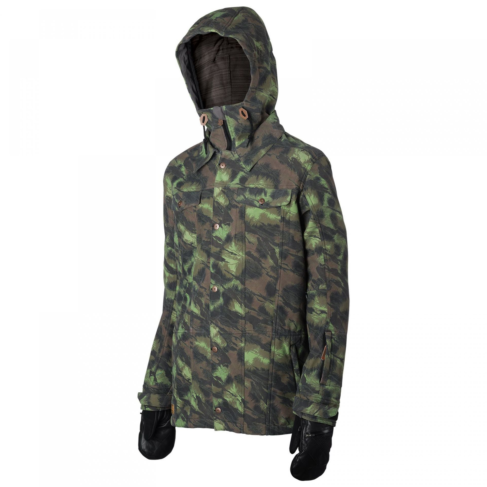 KURTKA LIB TECH DOWTOWN JACKET CAMO