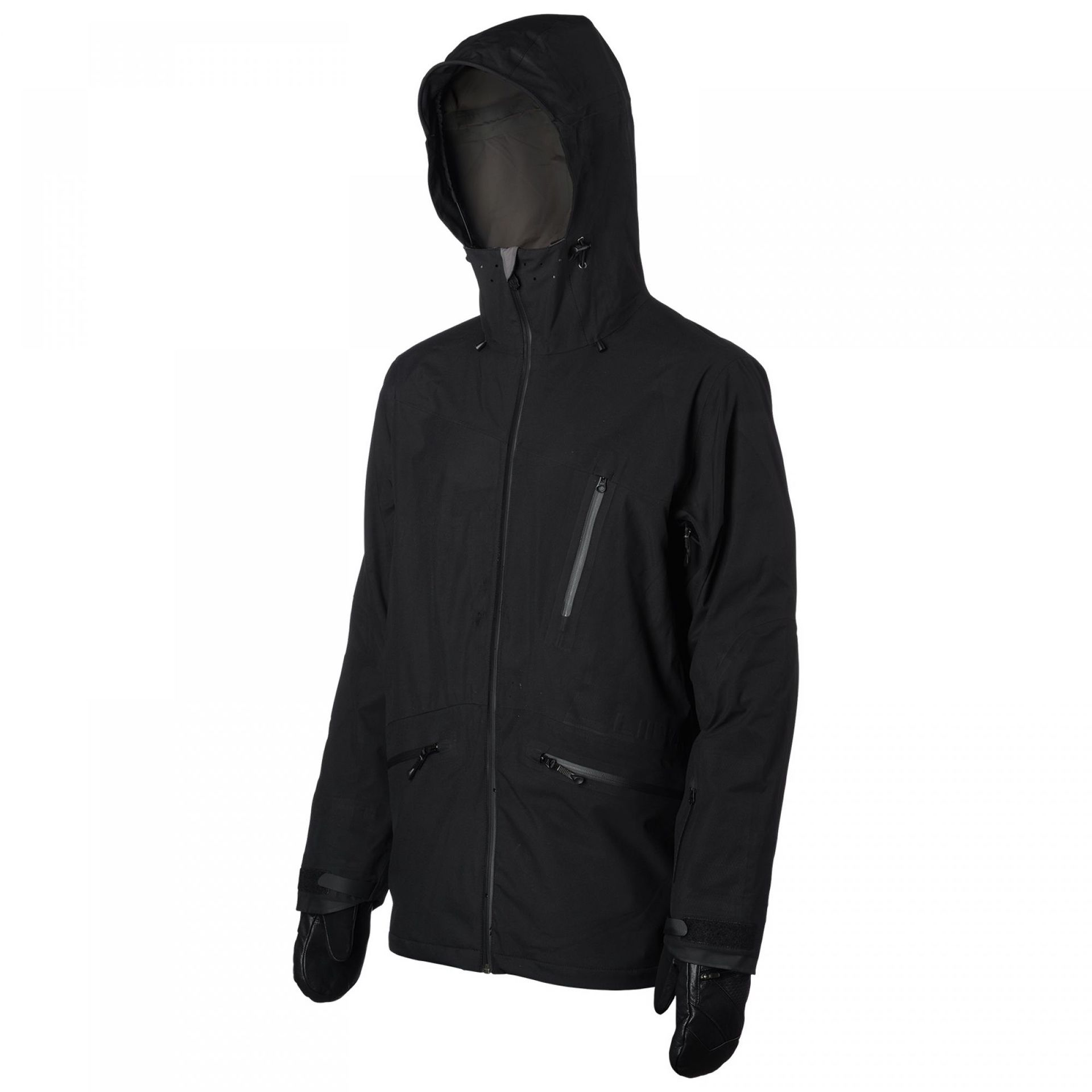 KURTKA LIB TECH STRAIT SCIENCE 3L JACKET BLACK