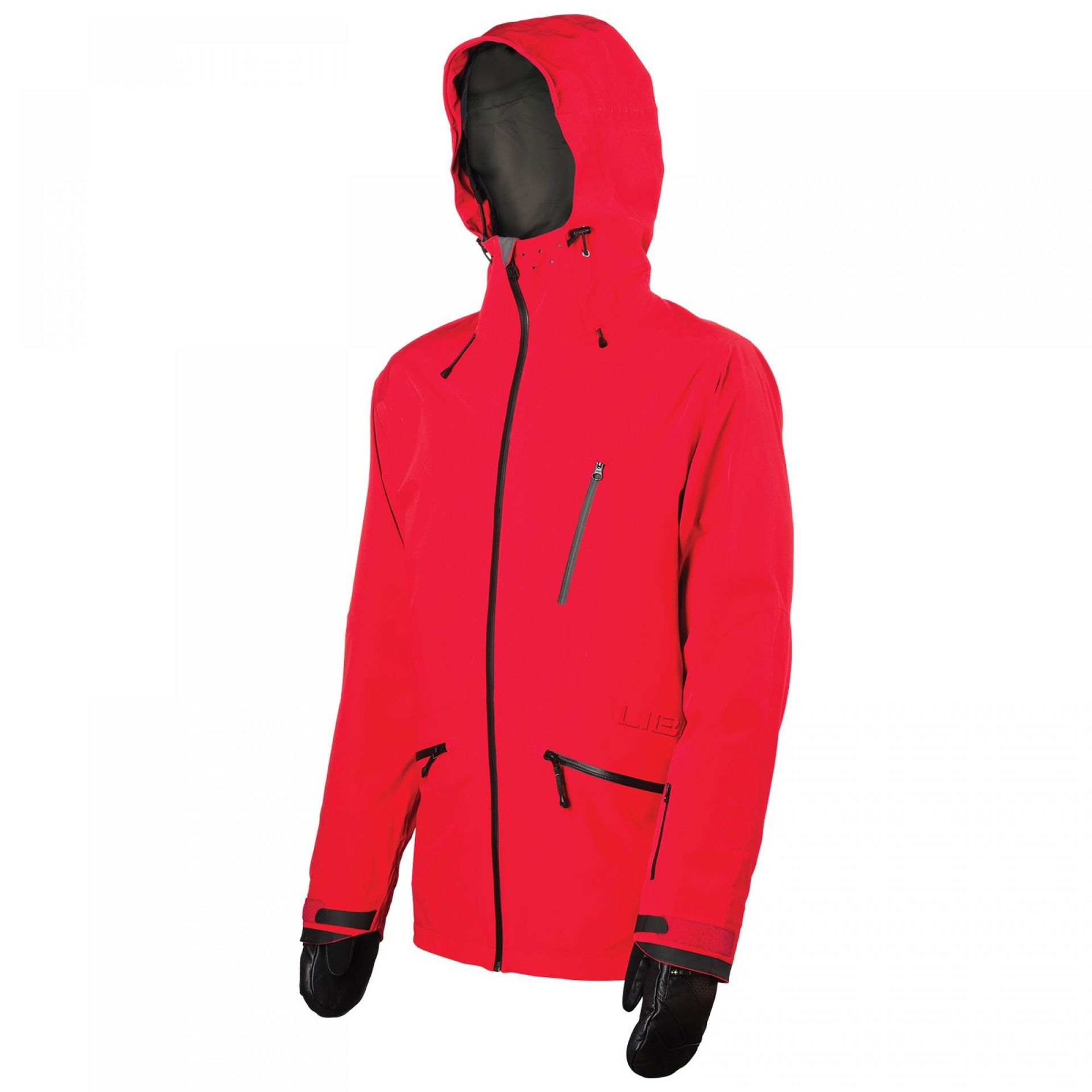KURTKA LIB TECH STRAIT SCIENCE 3L JACKET RED
