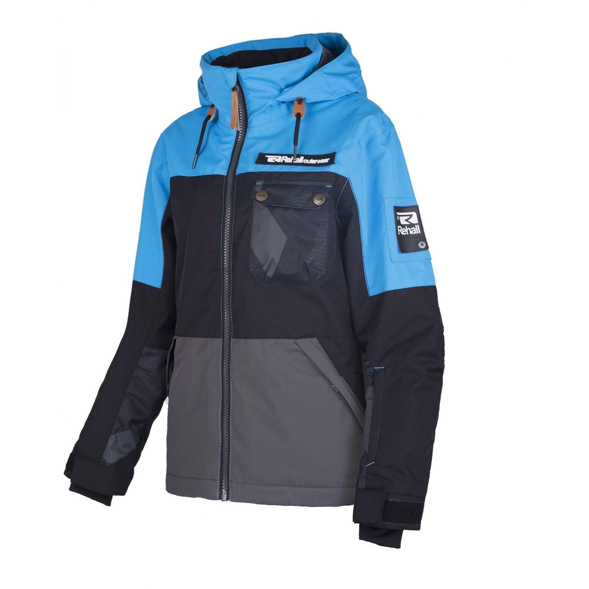 KURTKA REHALL VAILL-R-JR 50790 ULTRA BLUE