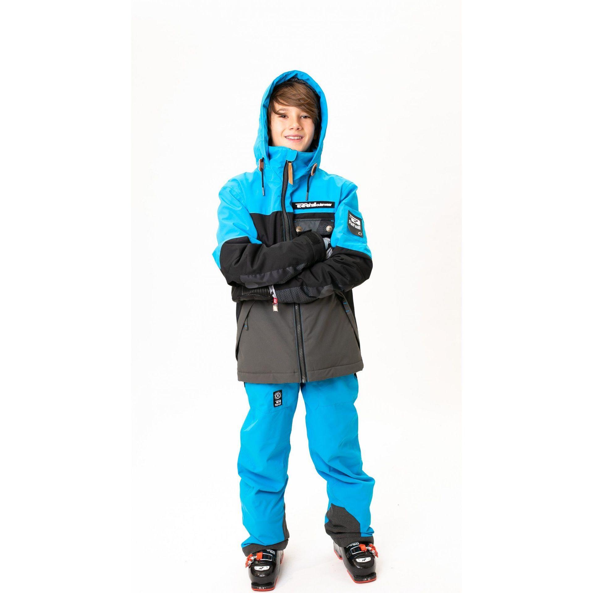 KURTKA REHALL VAILL-R-JR 50790 ULTRA BLUE 5