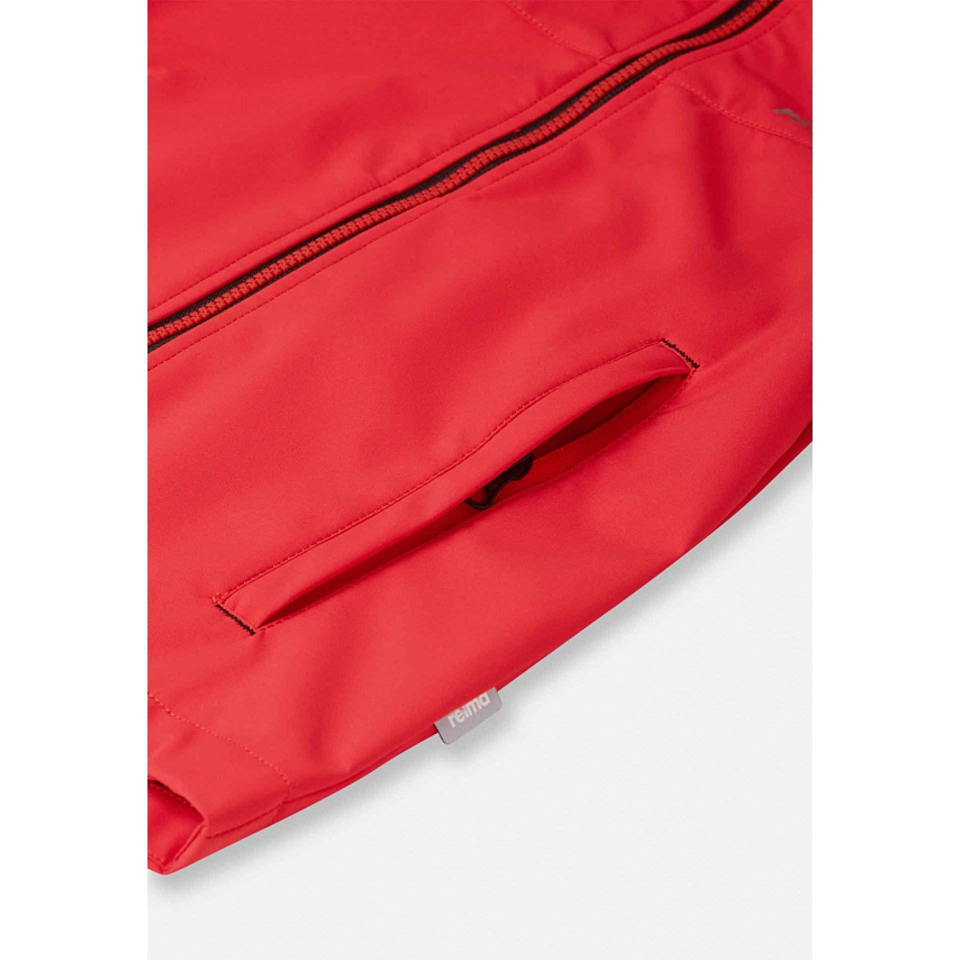 KURTKA REIMA KUOPIO 531509-3880 TOMATO RED KIESZEŃ