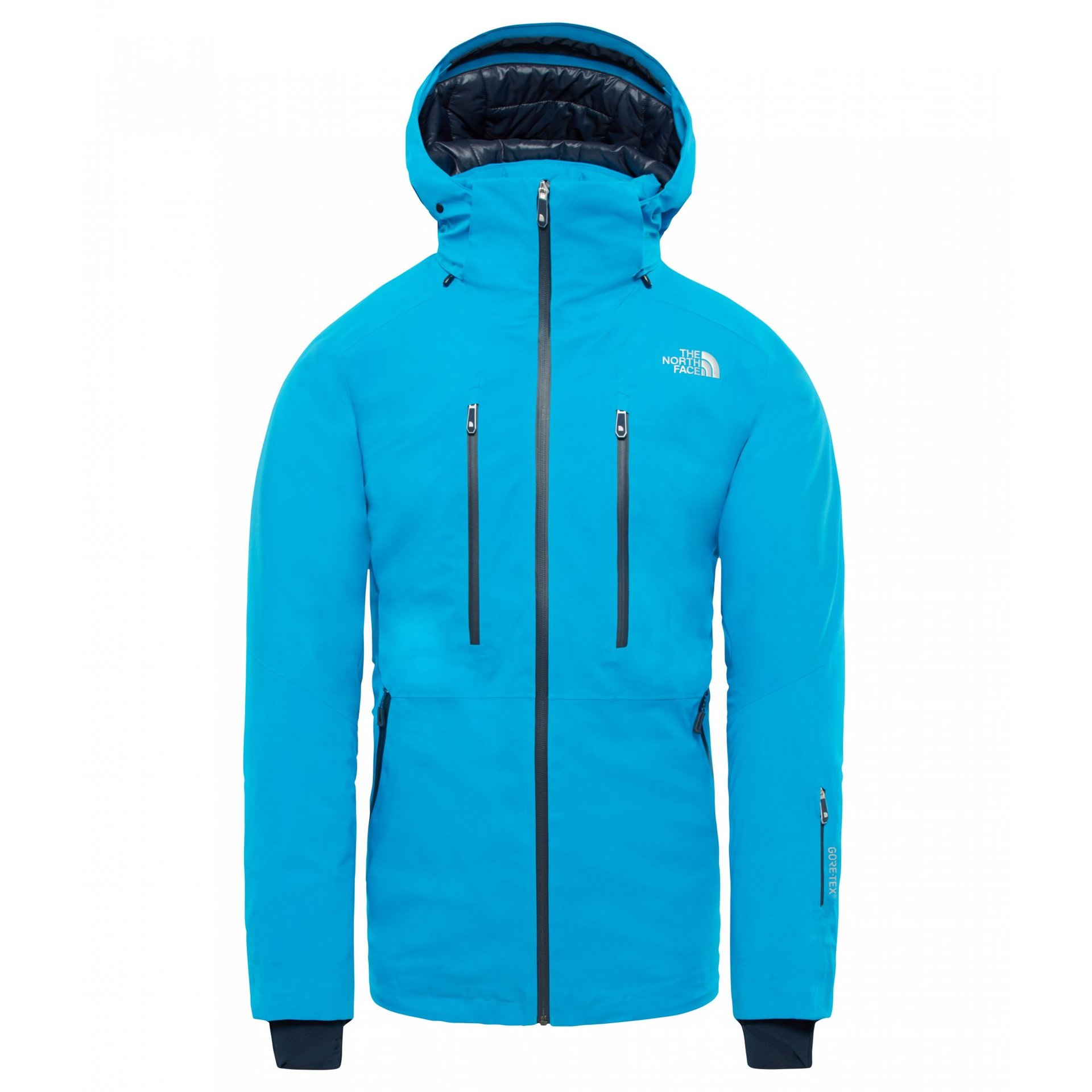 KURTKA THE NORTH FACE ANONYM BLUE 1