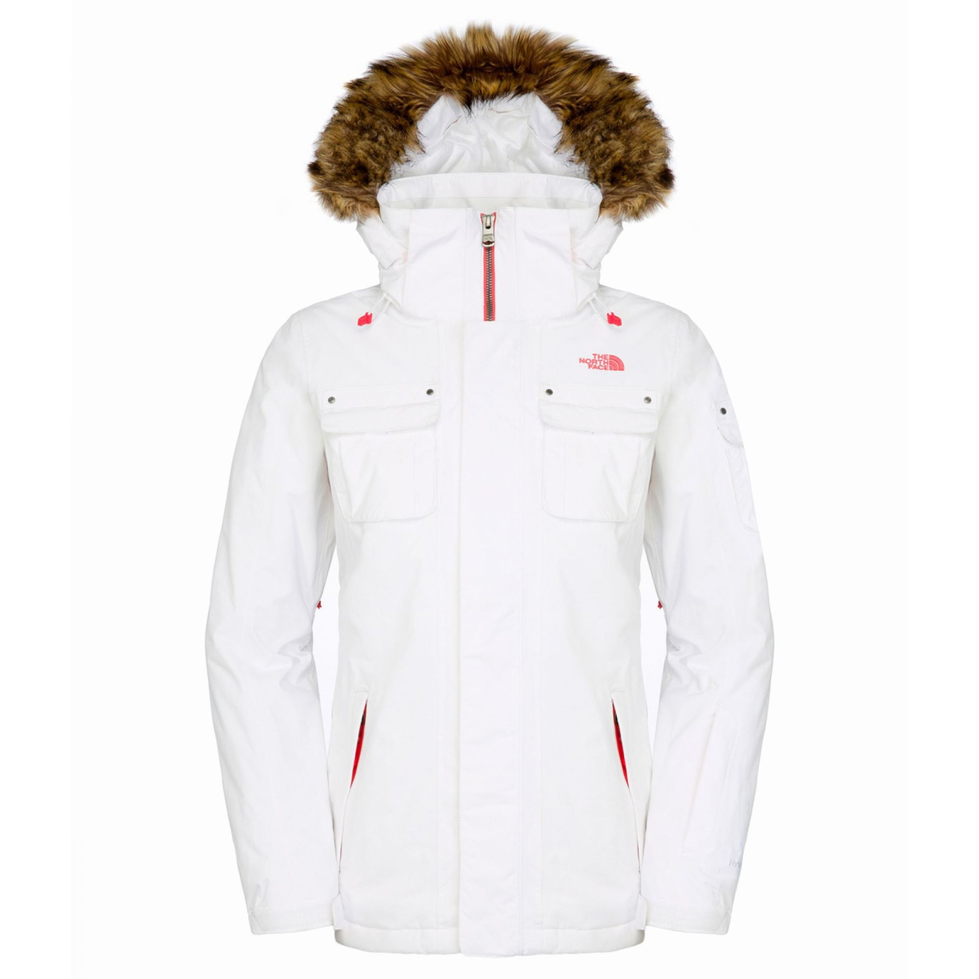 KURTKA THE NORTH FACE BAKER TNF WHITE
