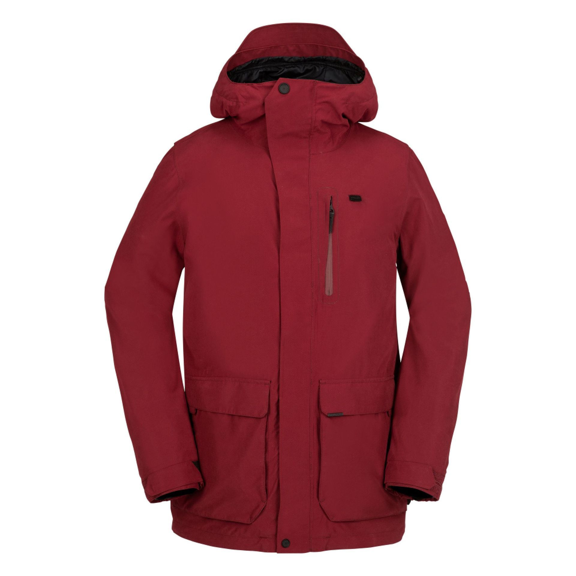 KURTKA VOLCOM UTILITARIAN BLOOD RED