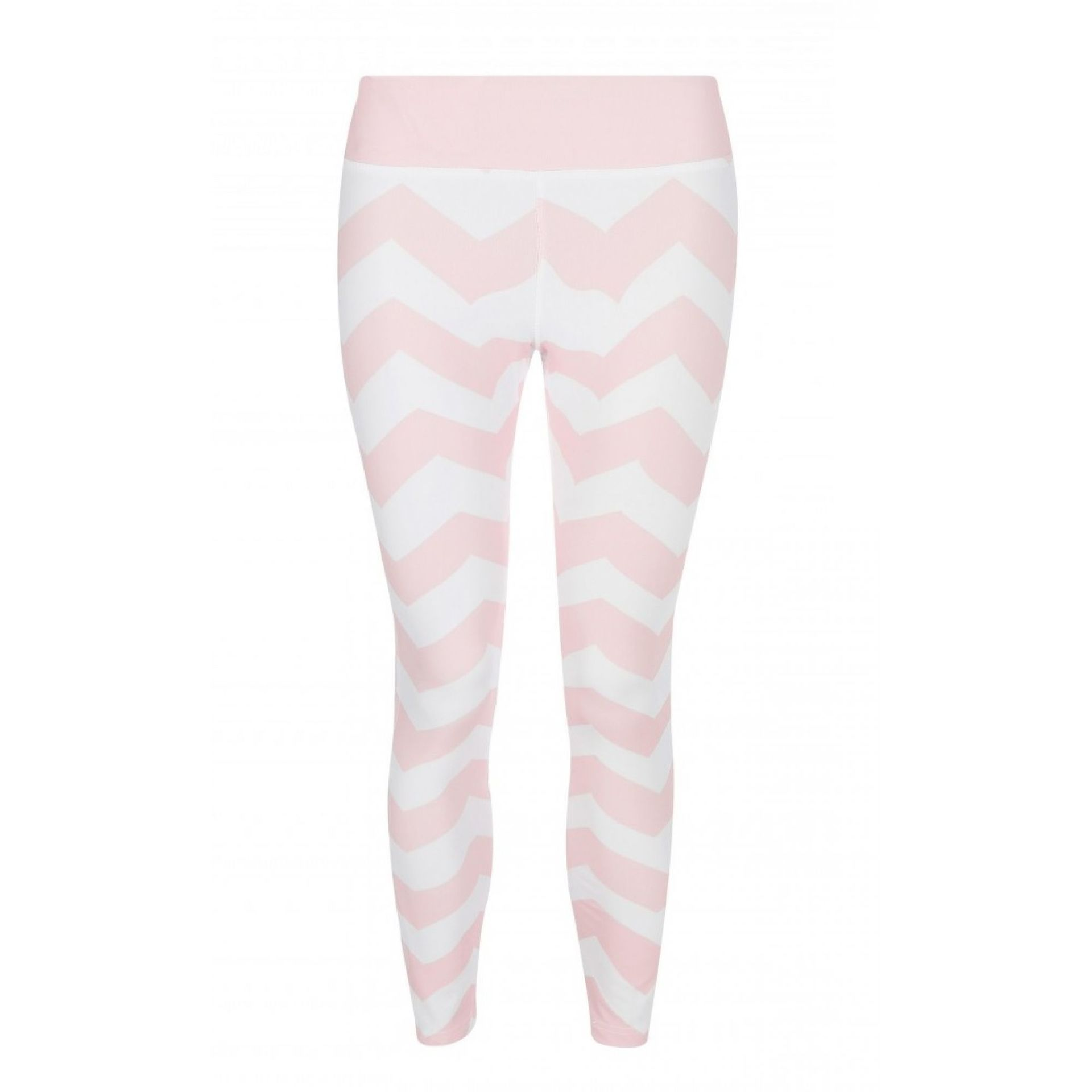 LEGINSY FEMI PLEASURE SPEED PINK ZIGZAK
