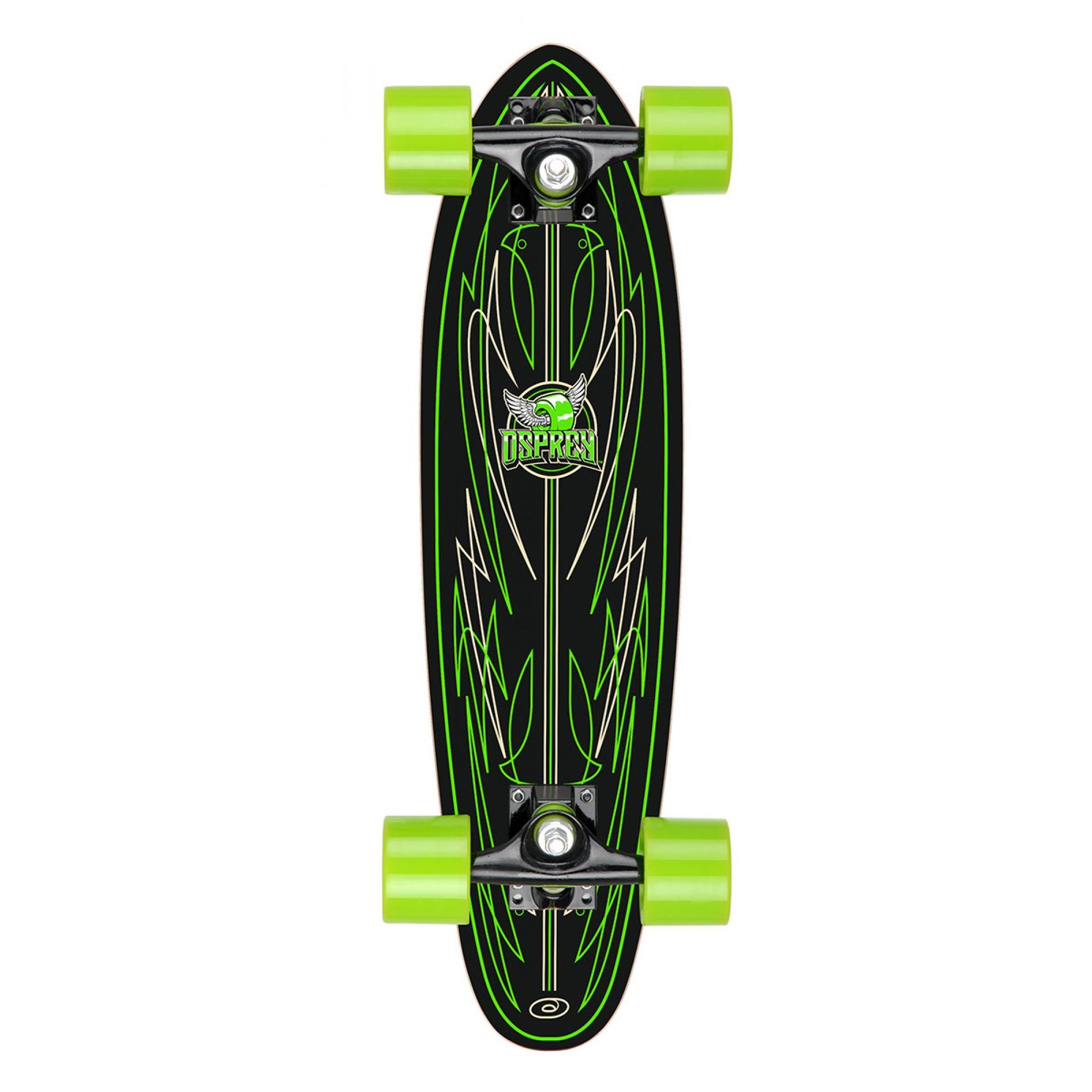 Longboard Osprey Mini Cruiser Pin Strip 2014