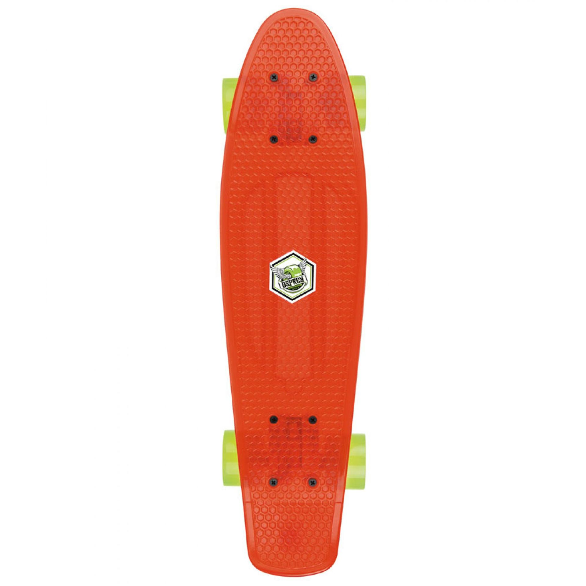 LONGBOARD OSPREY TY5185 RETRO RED