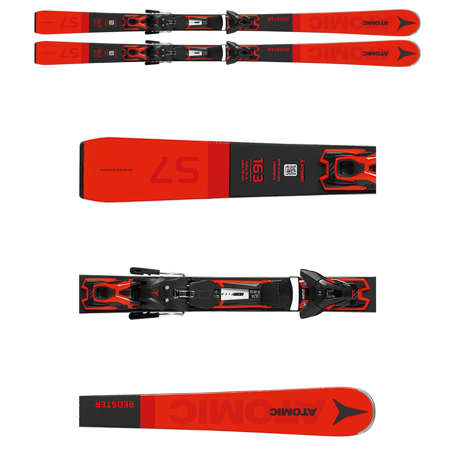 NARTY ATOMIC REDSTER S7 AASS02070