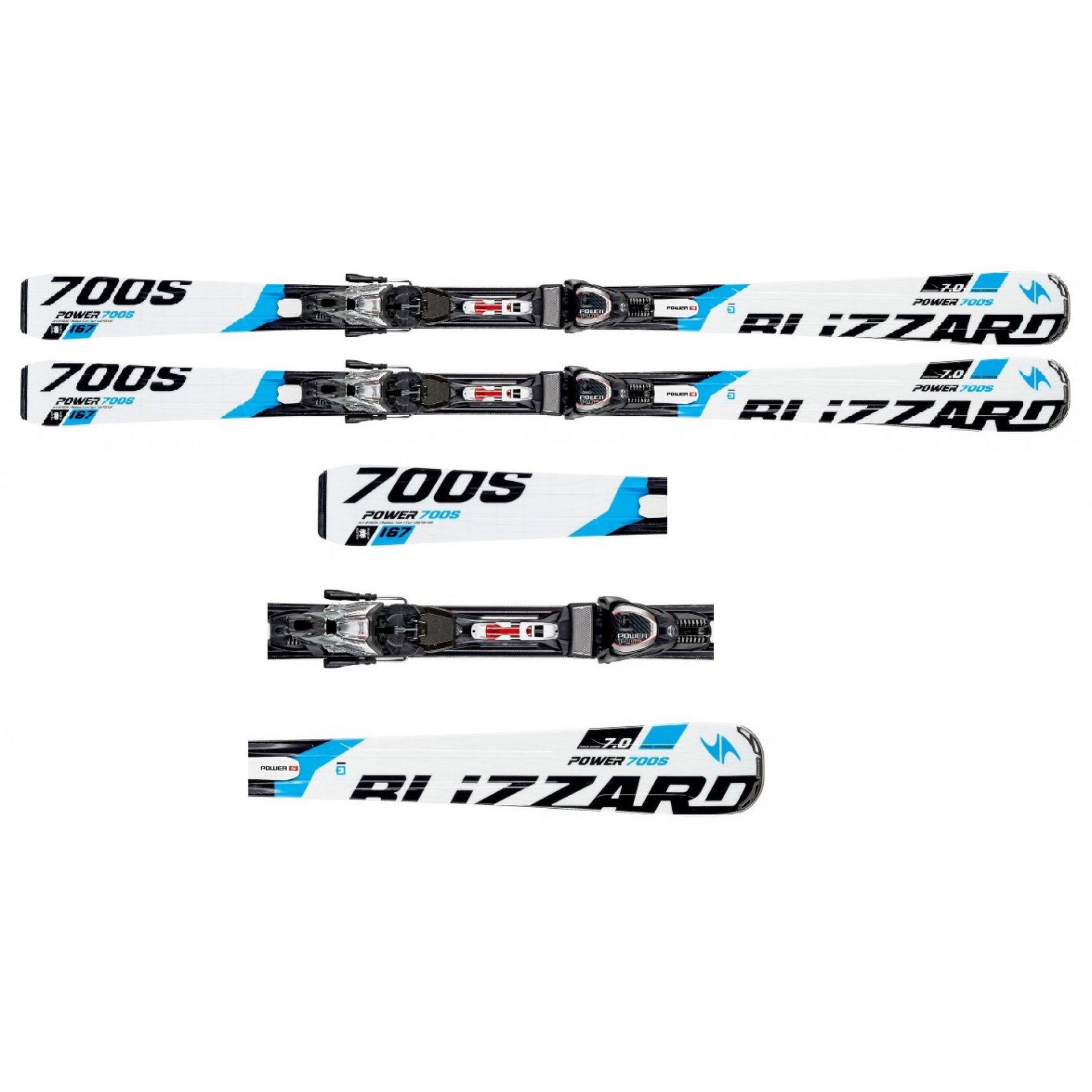 NARTY BLIZZARD POWER 700 S IQ - POWER12 TCX