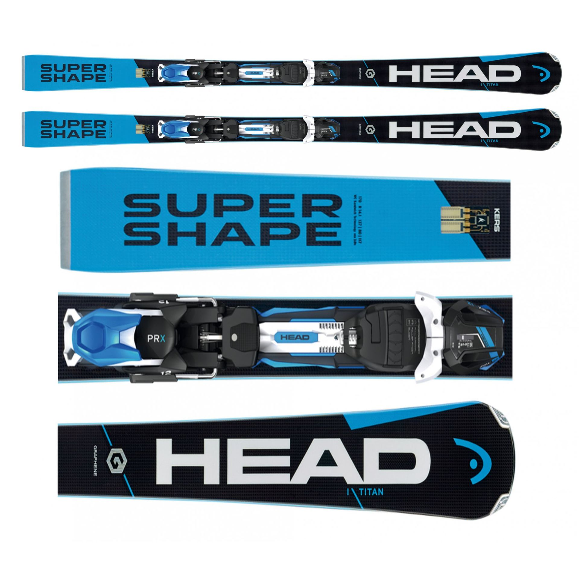NARTY HEAD SUPERSHAPE I.TITAN