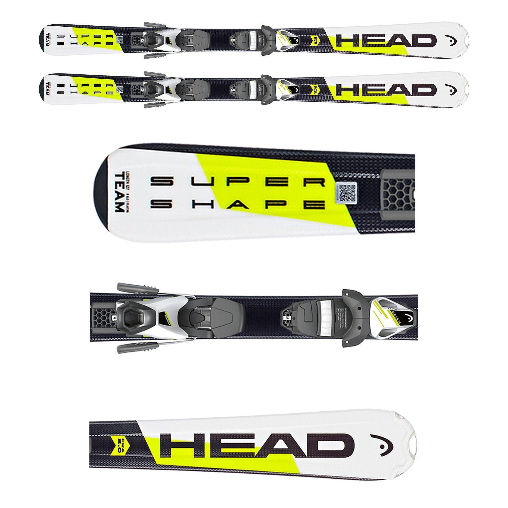 NARTY HEAD SUPERSHAPE TEAM SLR 2 314238