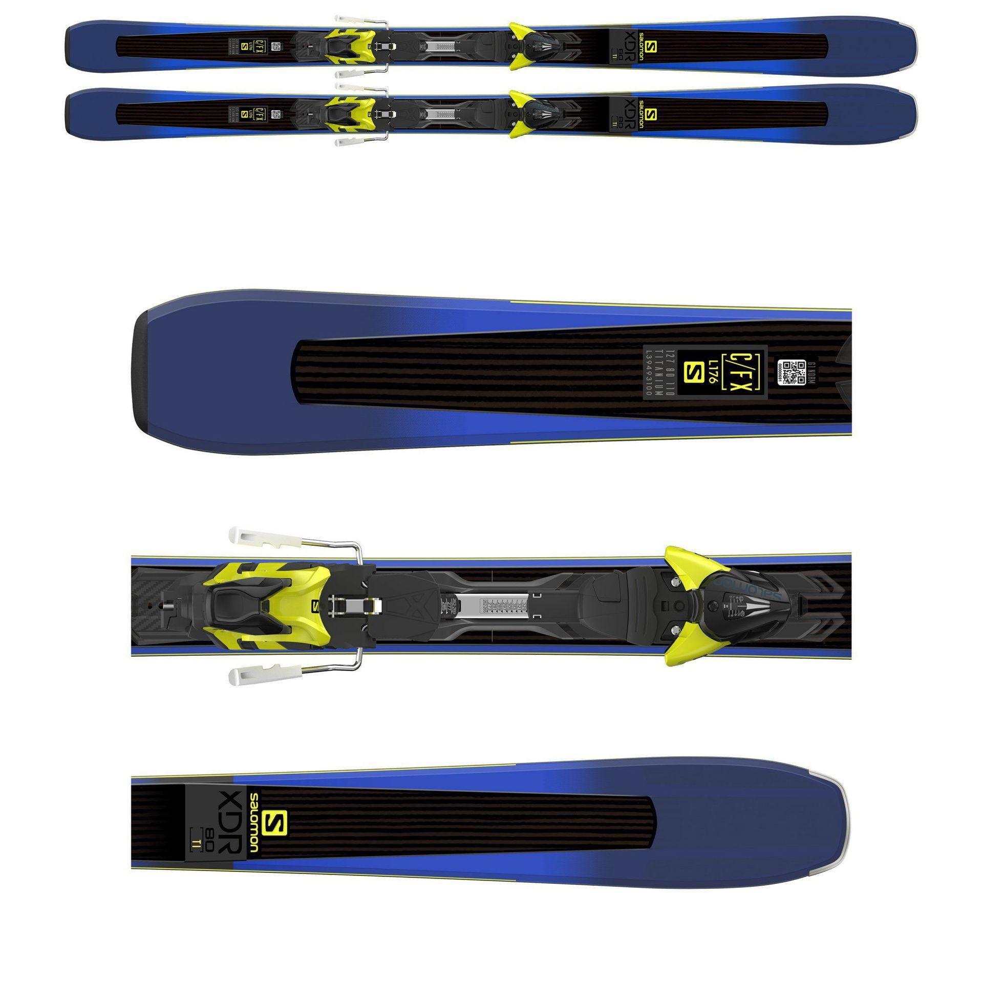 NARTY SALOMON M XDR 80 TI 399572 1