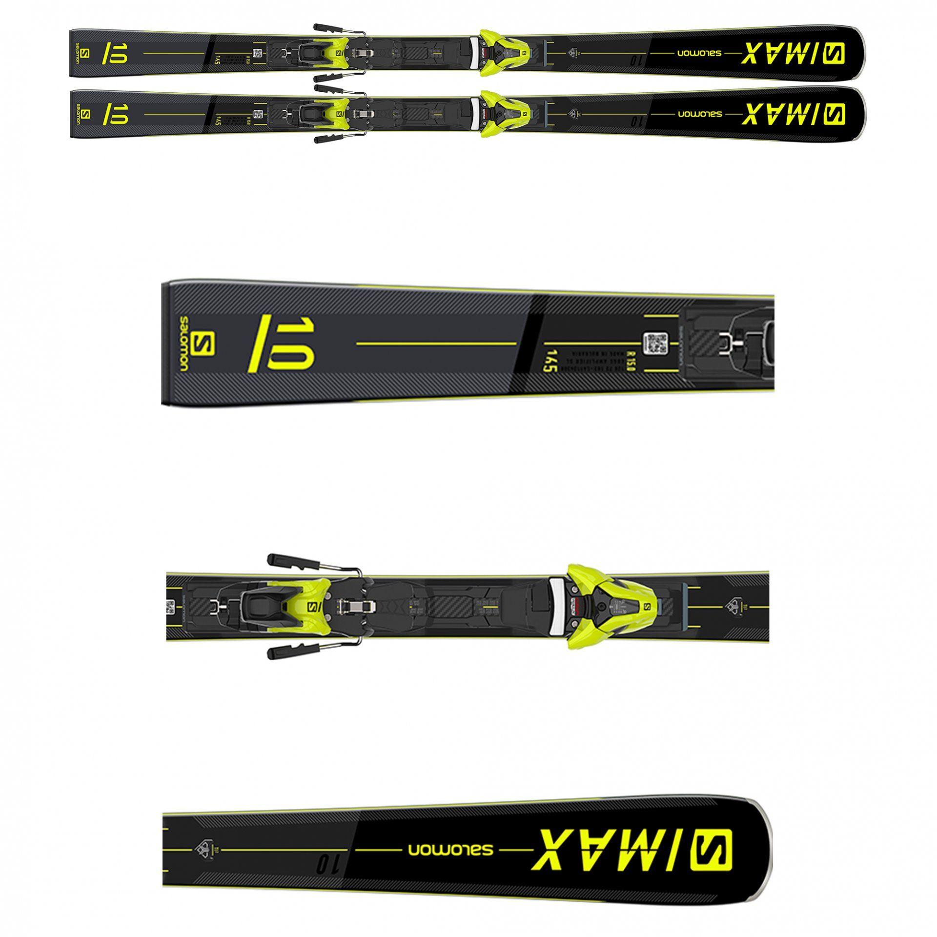 NARTY SALOMON S-MAX 10 L411701