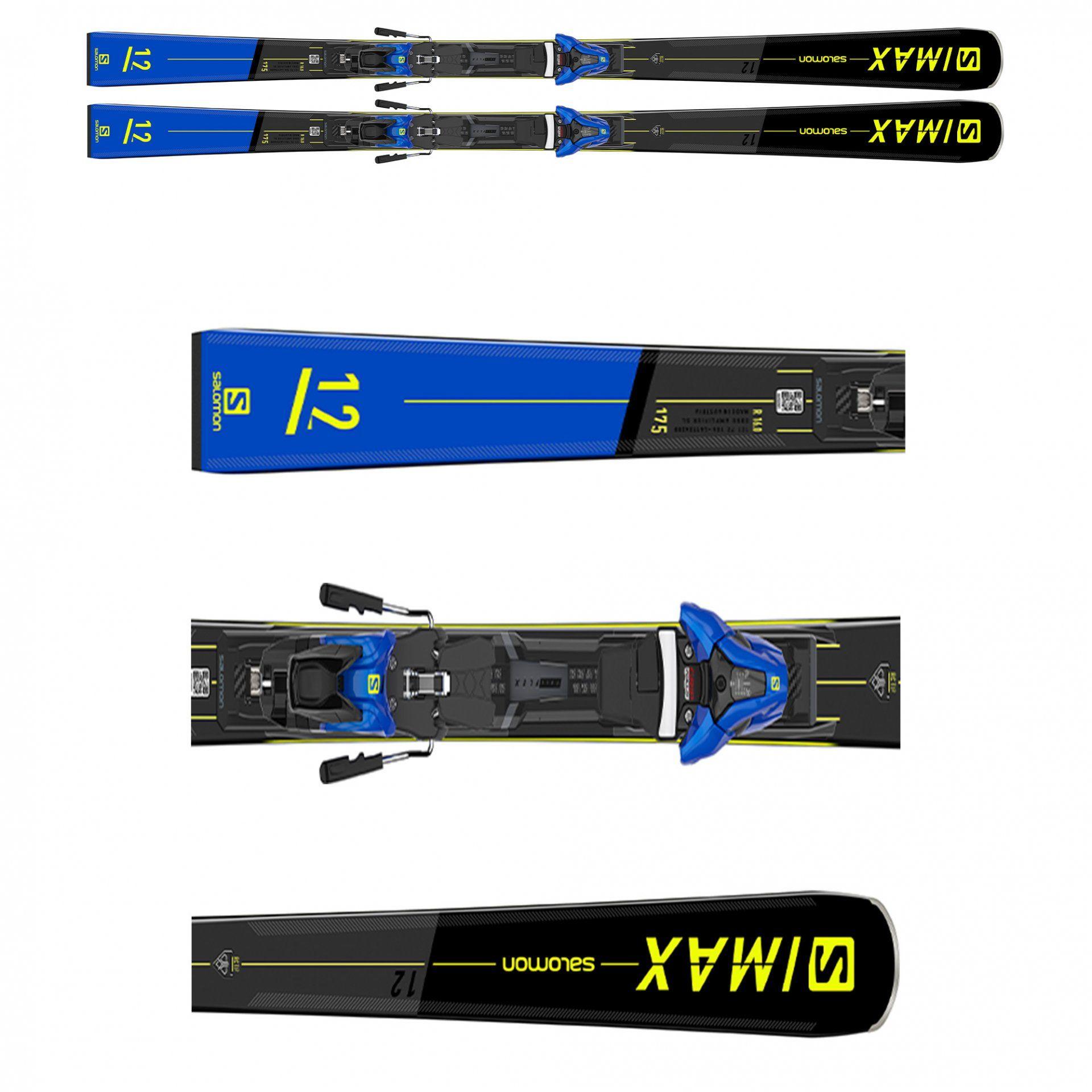 NARTY SALOMON S-MAX 12 L411700
