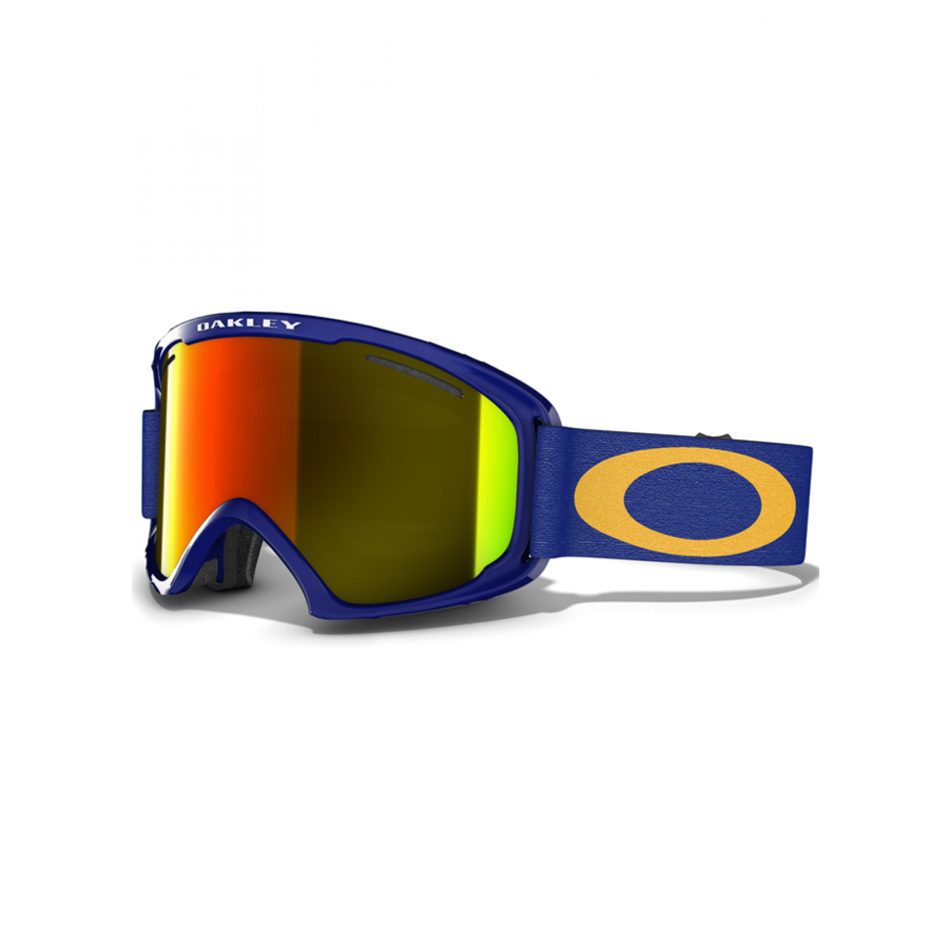 OAKLEY O2 XL PEACOAT BLUE FIRE IRIDIUM