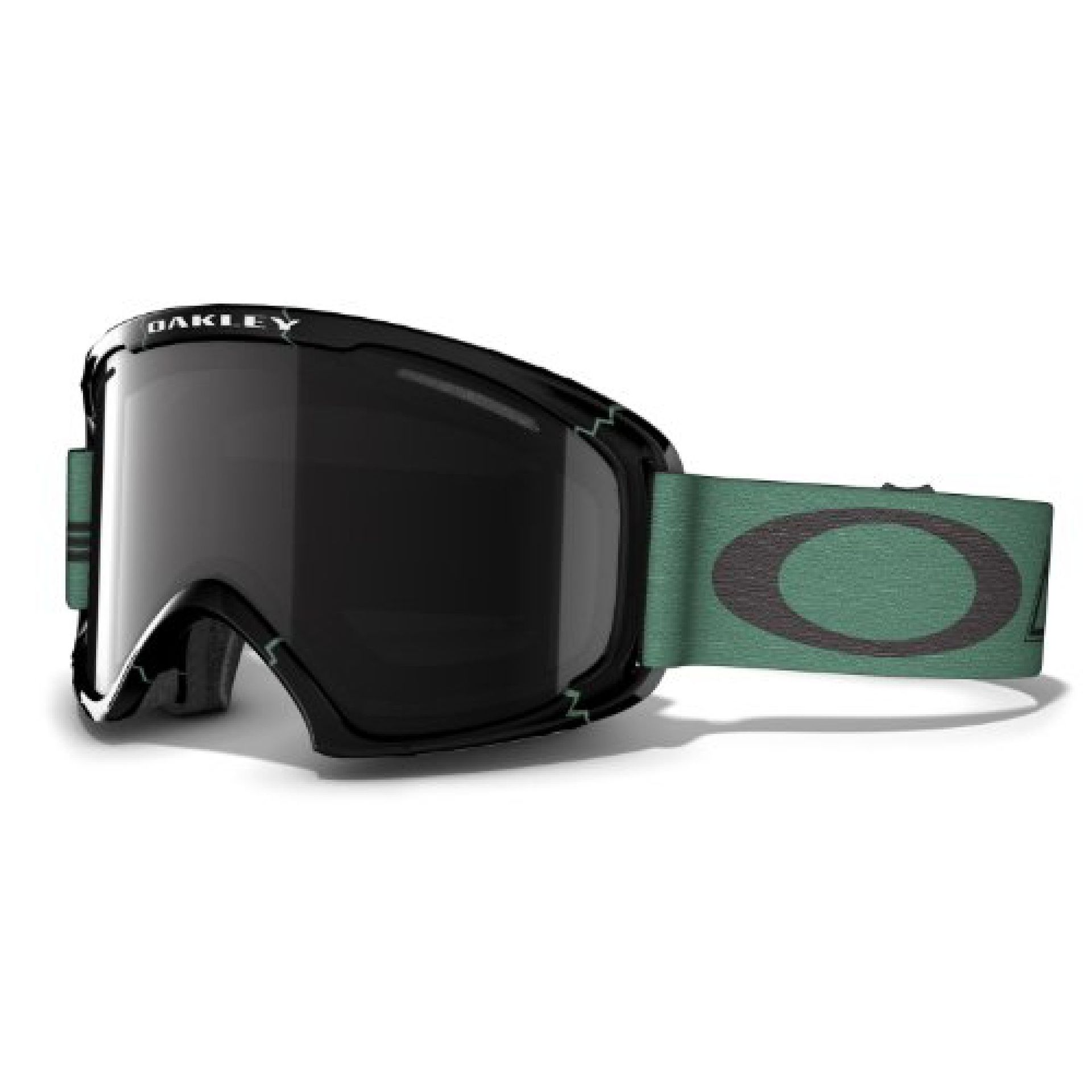 OAKLEY  O2 XL SEAN PETTIT DARK GREY