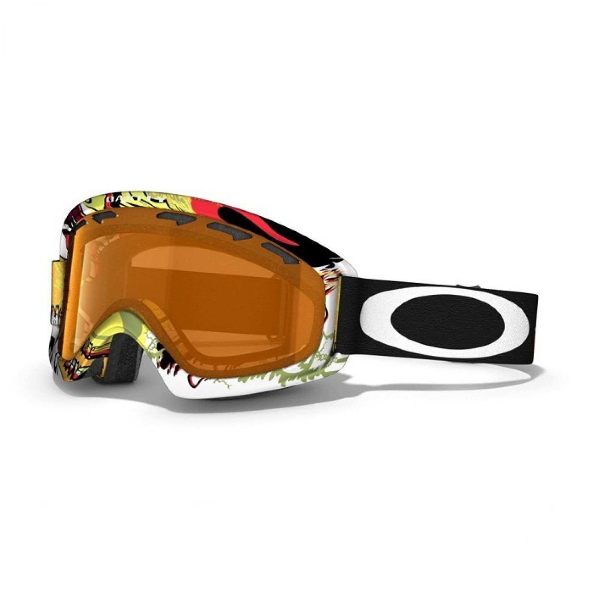 OAKLEY O2 XS MOUTAIN MONSTER RED PERSIMMON
