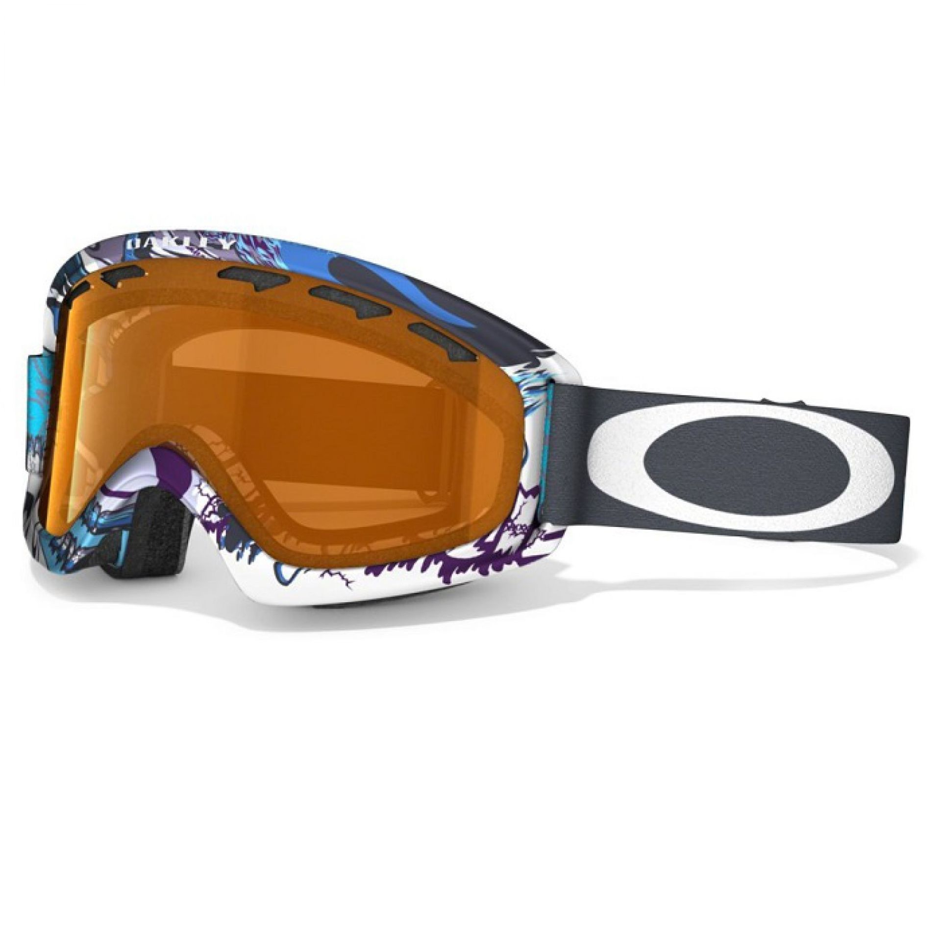 OAKLEY O2 XS MOUTAIN MONSTER TURQUOISE PERSIMMON