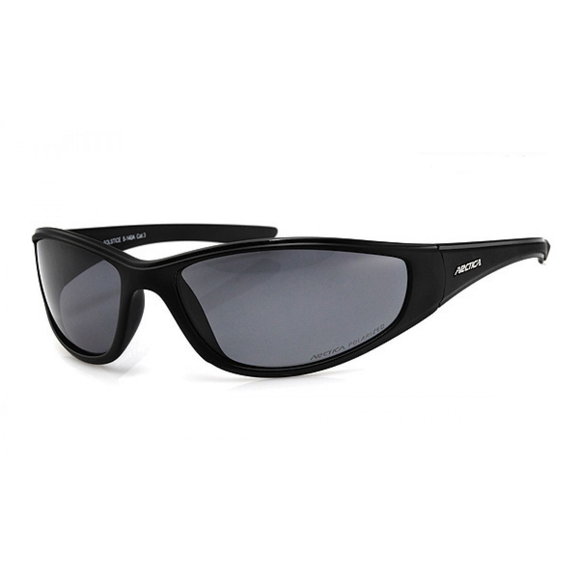 Okulary Arctica S-140 czarne