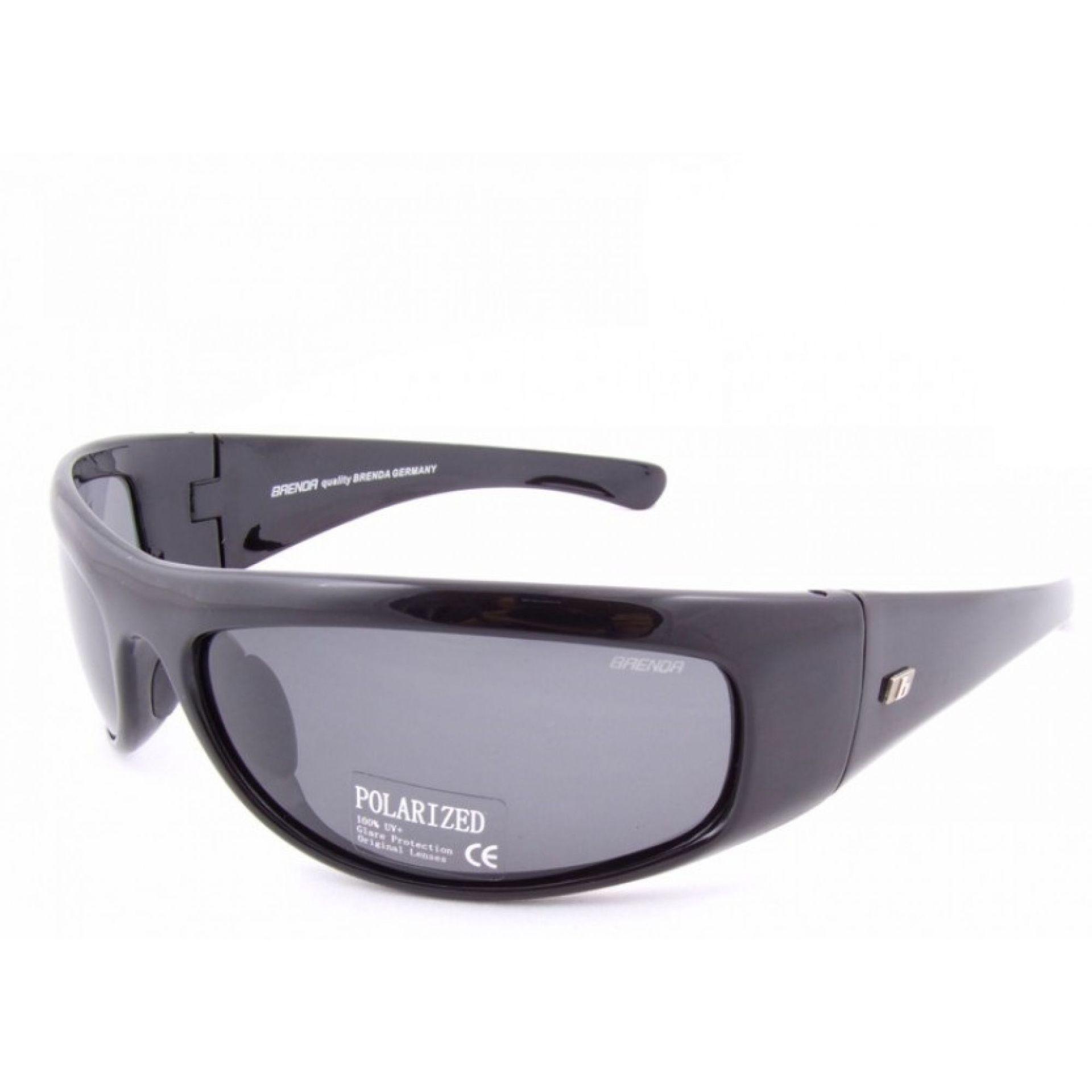 Okulary Brenda G3030-C2 czarne