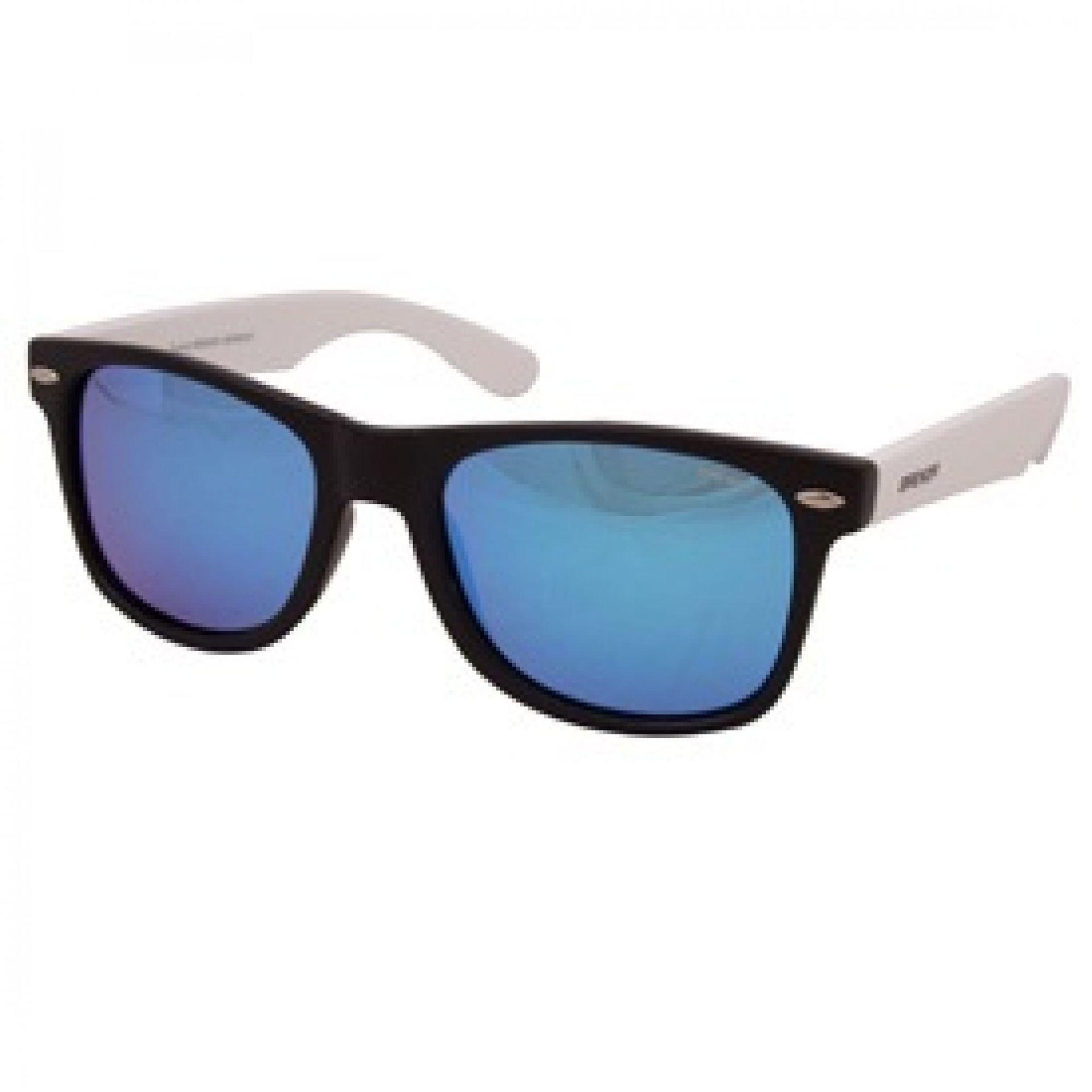 Okulary Brenda P8001-KL czarno białe