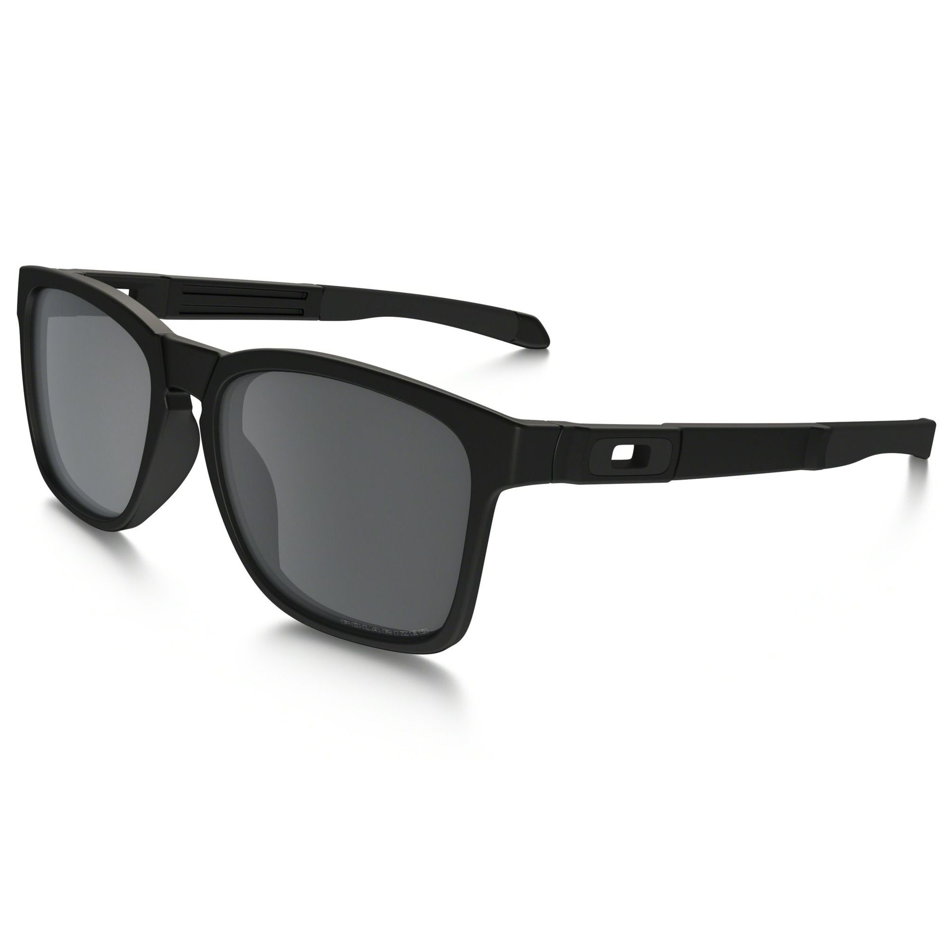 OKULARY OAKLEY CATALYST POLARIZED MATTE BLACK