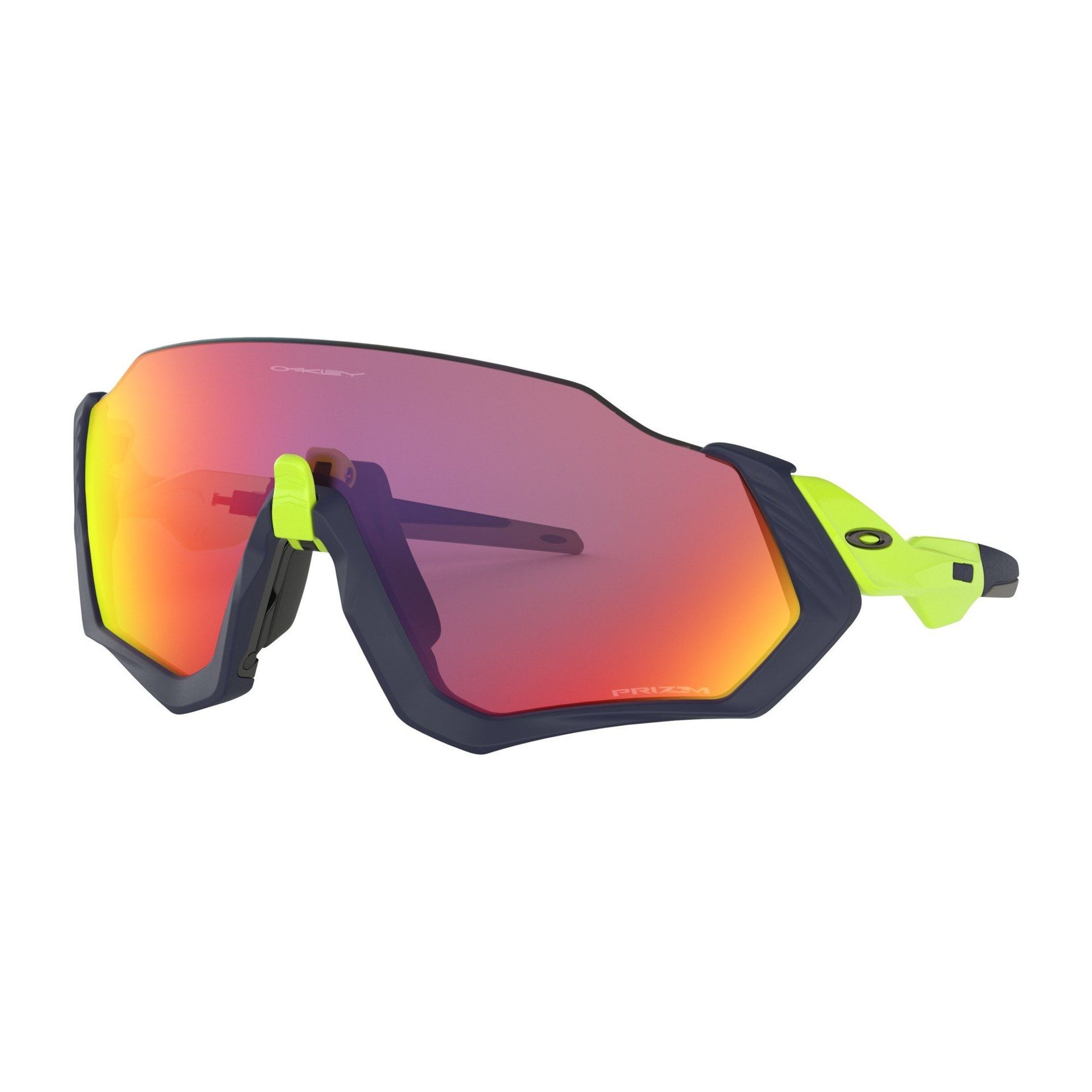 OKULARY OAKLEY FLIGHT JACKET MATTE NAVY|PRIZM ROAD 1
