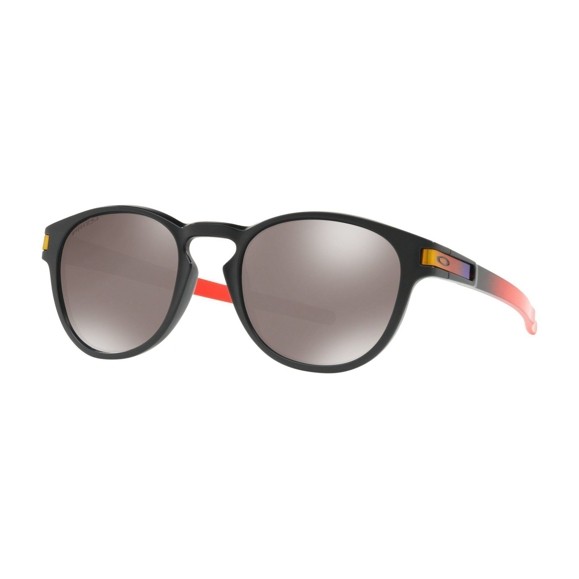 OKULARY OAKLEY LATCH RUBY FADE|PRIZM BLACK POLARIZED