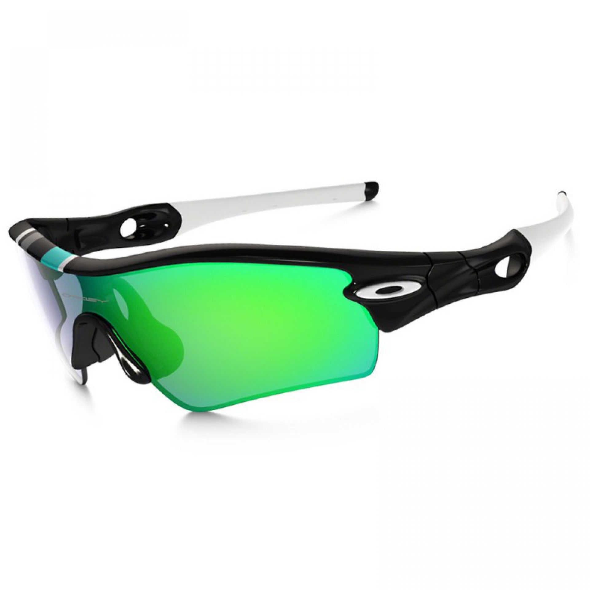 OKULARY OAKLEY RADAR EV PATH POLISHED BLACK JADE IRIDIUM