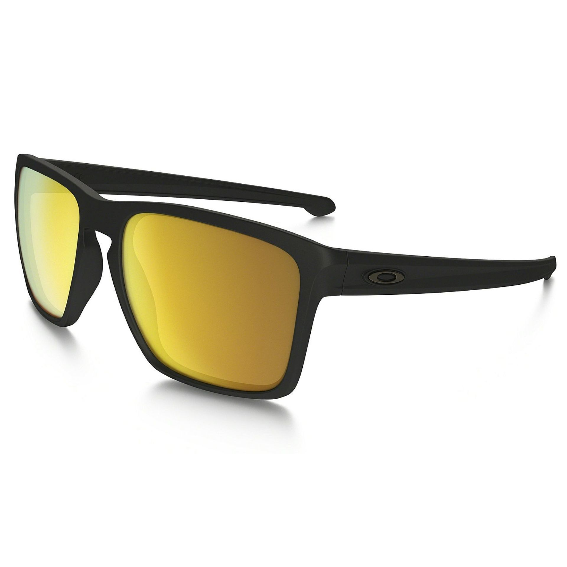 OKULARY OAKLEY SLIVER  MATTE BLACK W24K IRIDIUM