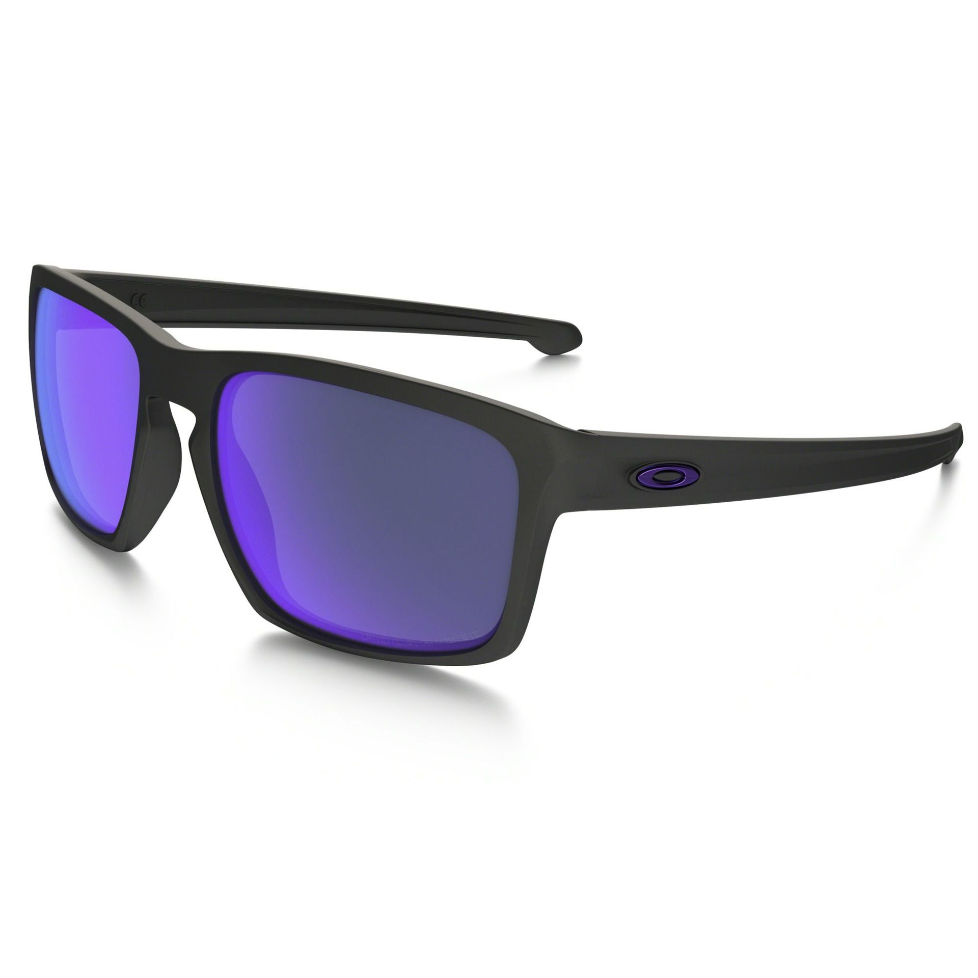 OKULARY OAKLEY SLIVER POLARIZED MATTE BLACK 4