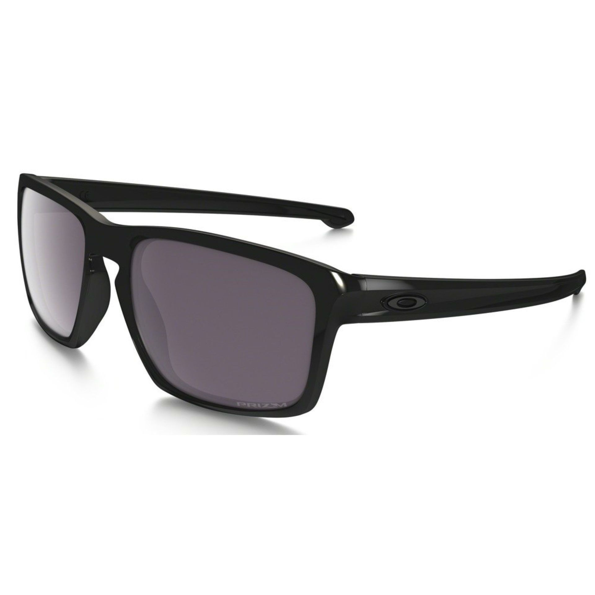 OKULARY OAKLEY SLIVER PRIZM DAILY POLISHED BLACK I