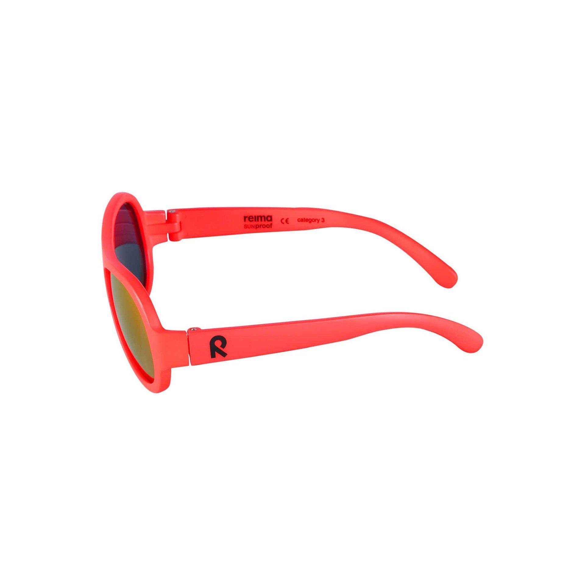 OKULARY REIMA AHOIS 599177-3710 FLAME RED Z BOKU