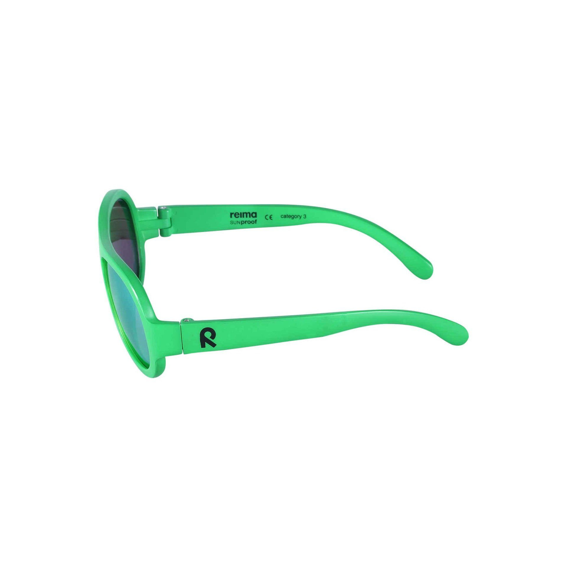 OKULARY REIMA AHOIS 599177-8420 BRAVE GREEN Z BOKU