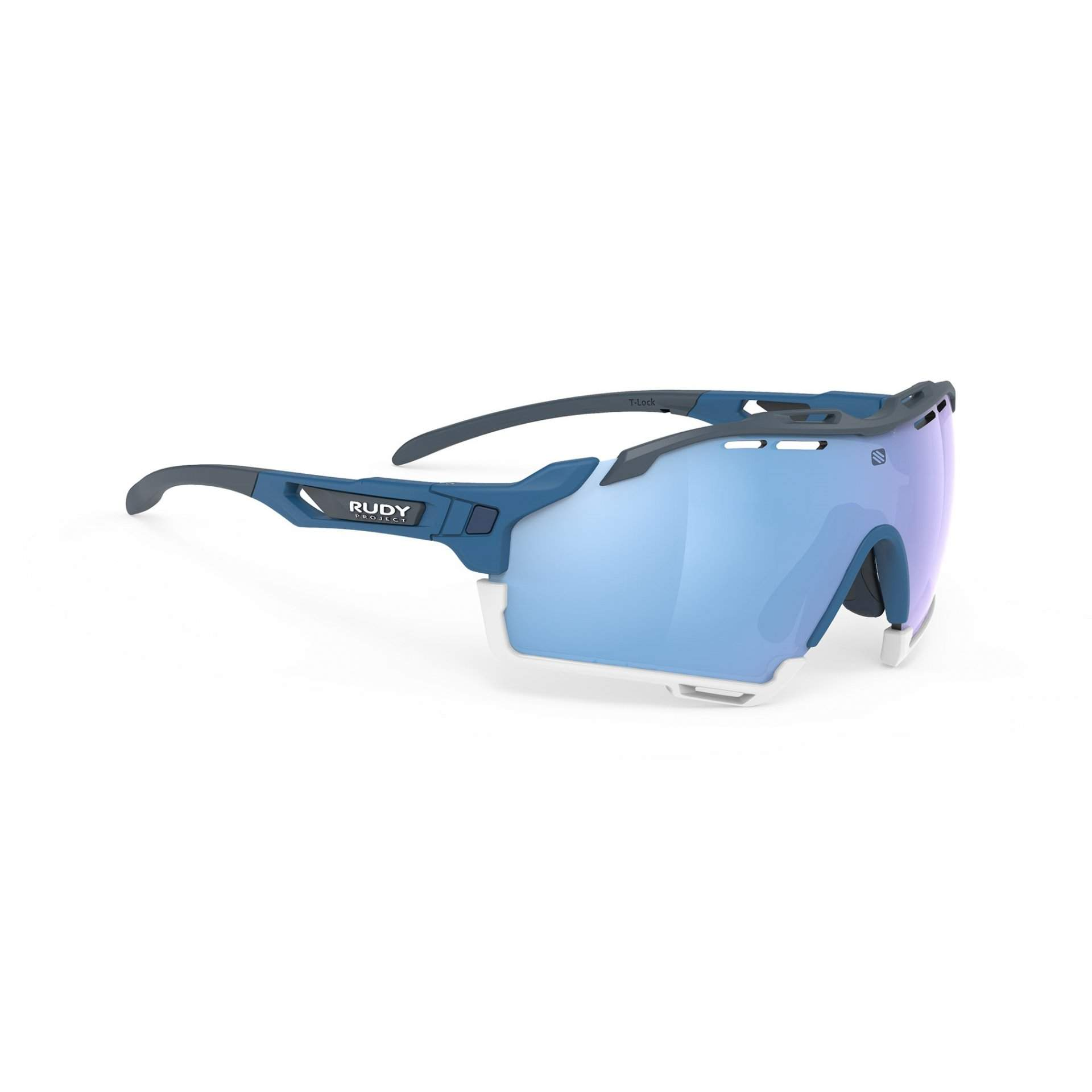 OKULARY RUDY PROJECT CUTLINE MULTILASER ICE + PACIFIC BLUE MATTE SP6368490000