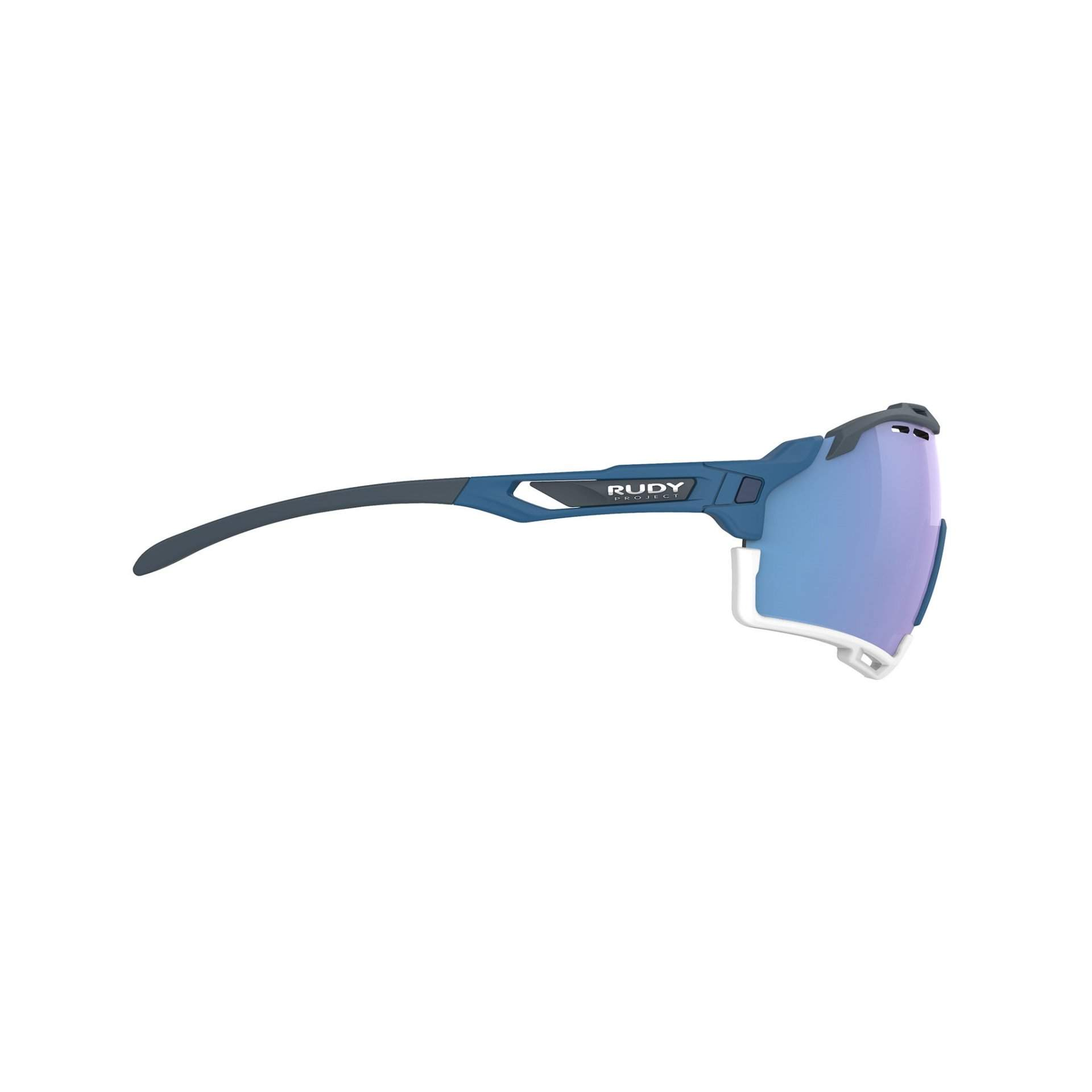 OKULARY RUDY PROJECT CUTLINE MULTILASER ICE + PACIFIC BLUE MATTE SP6368490000 Z BOKU