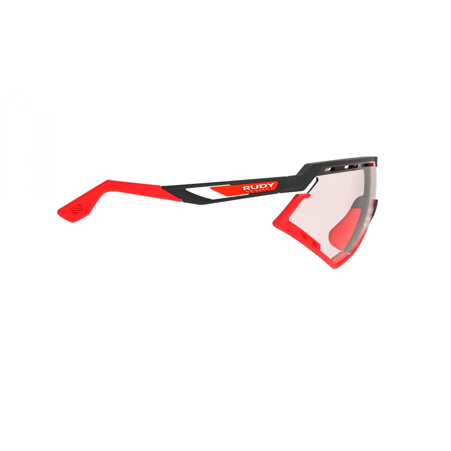 OKULARY RUDY PROJECT DEFENDER BLACK MATTE+PHOTOCHROMIC RED 4