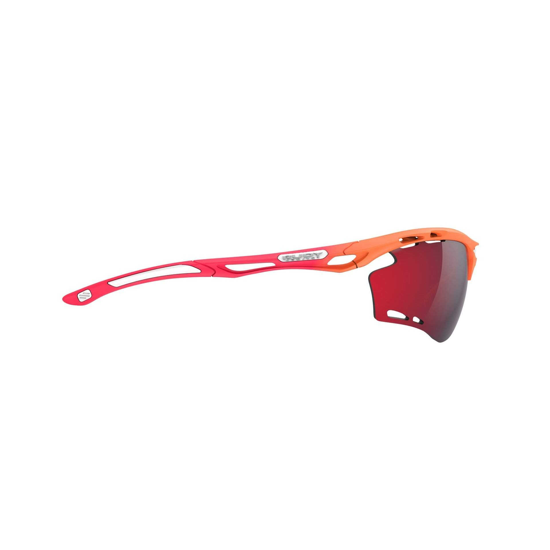 OKULARY RUDY PROJECT PROPULSE MANDARIN FADE CORAL|MULTILASER RED 4