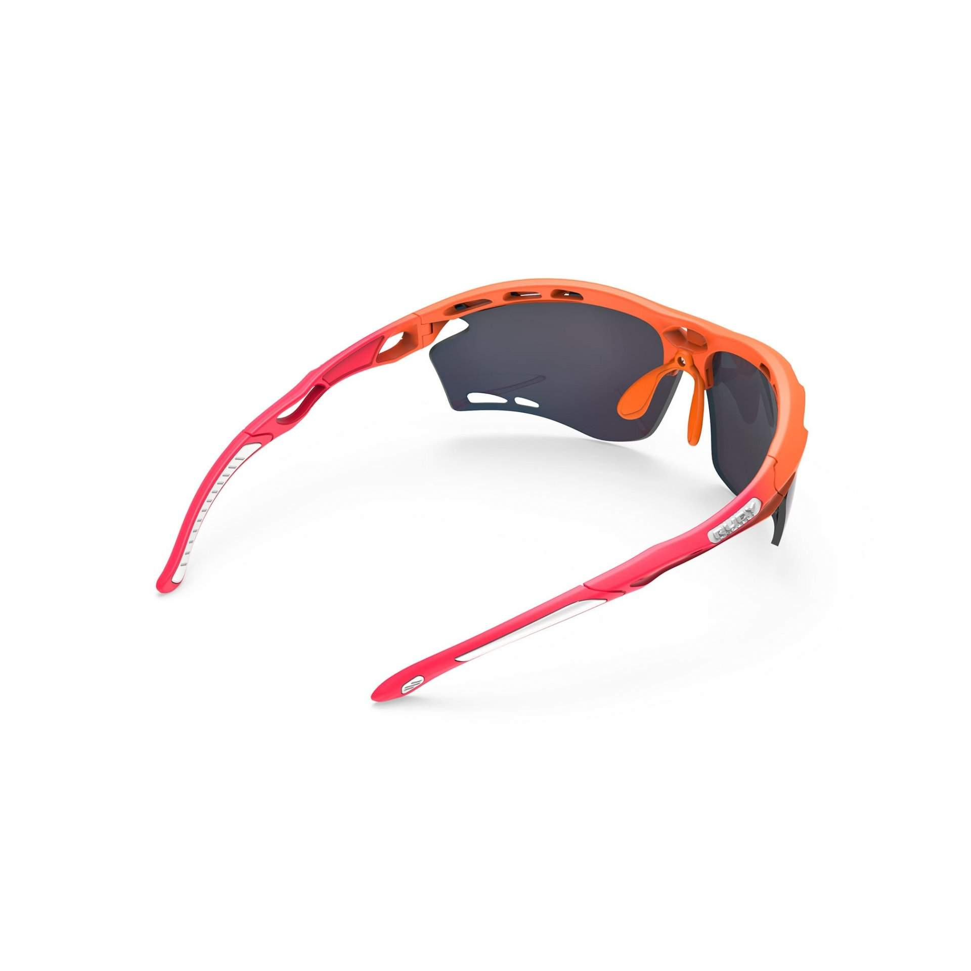 OKULARY RUDY PROJECT PROPULSE MANDARIN FADE CORAL|MULTILASER RED 5